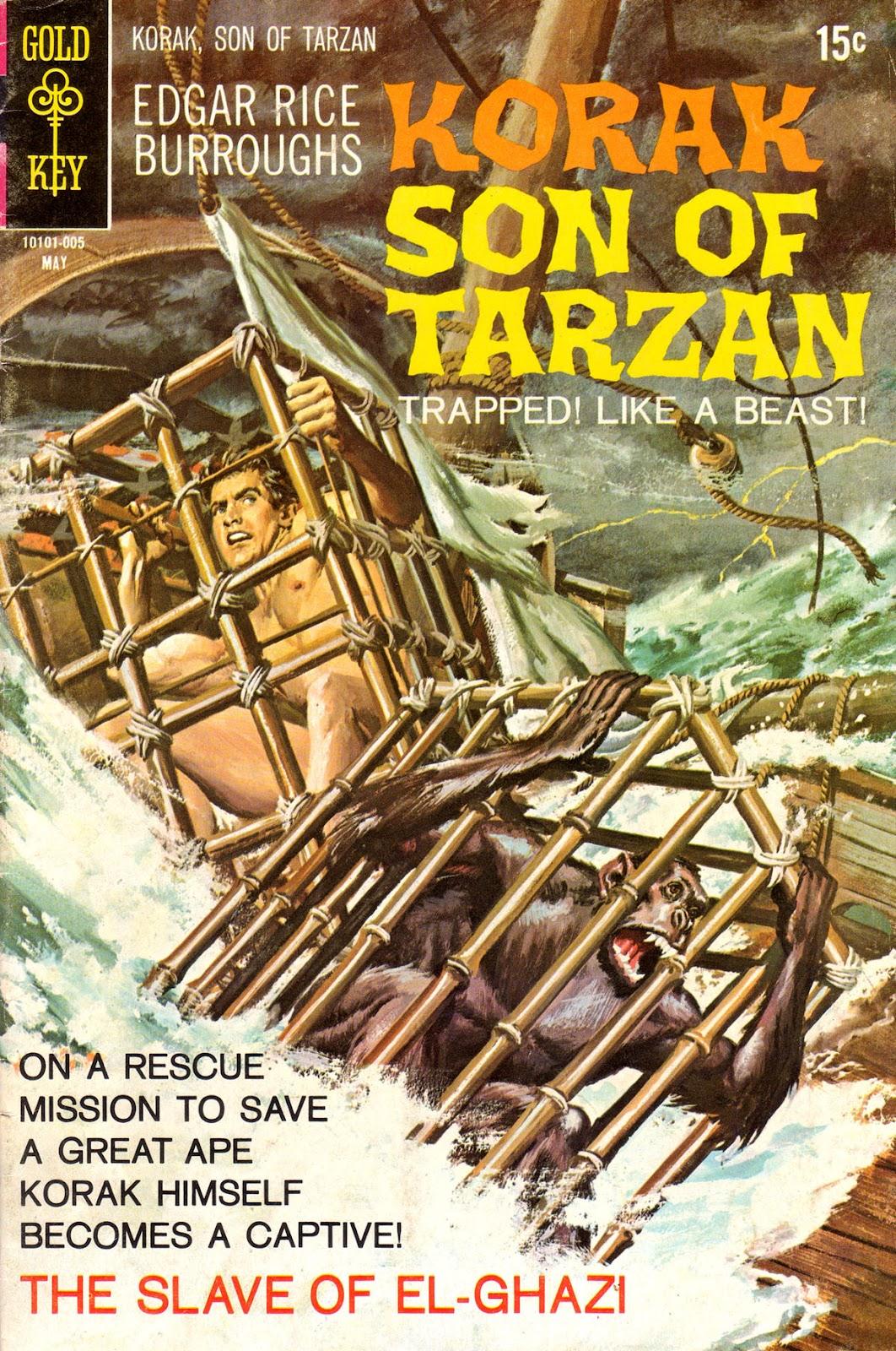 Korak, Son of Tarzan (1964) issue 35 - Page 1