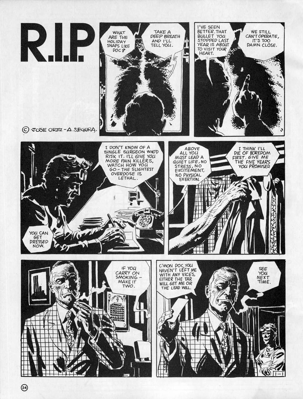 Aces issue 1 - Page 25