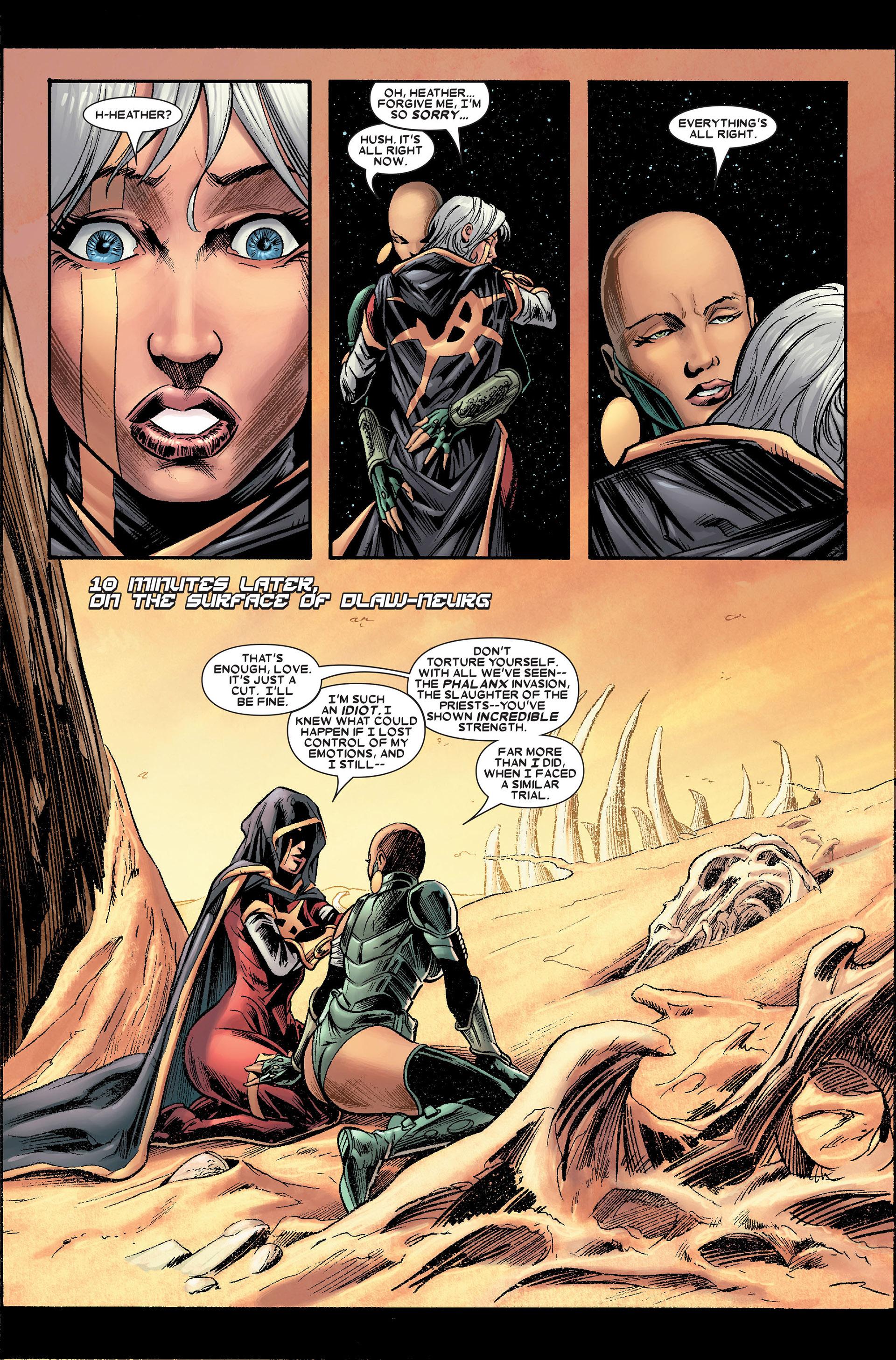 Read online Annihilation: Conquest - Quasar comic -  Issue #2 - 7