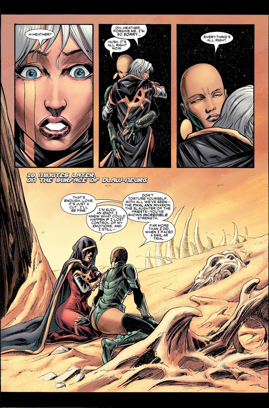 Annihilation: Conquest - Quasar issue 2 - Page 7