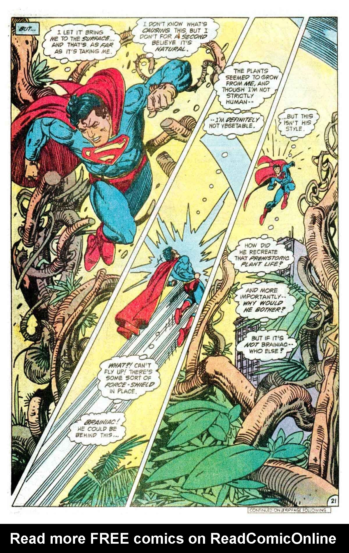 Read online Action Comics (1938) comic -  Issue #552 - 22