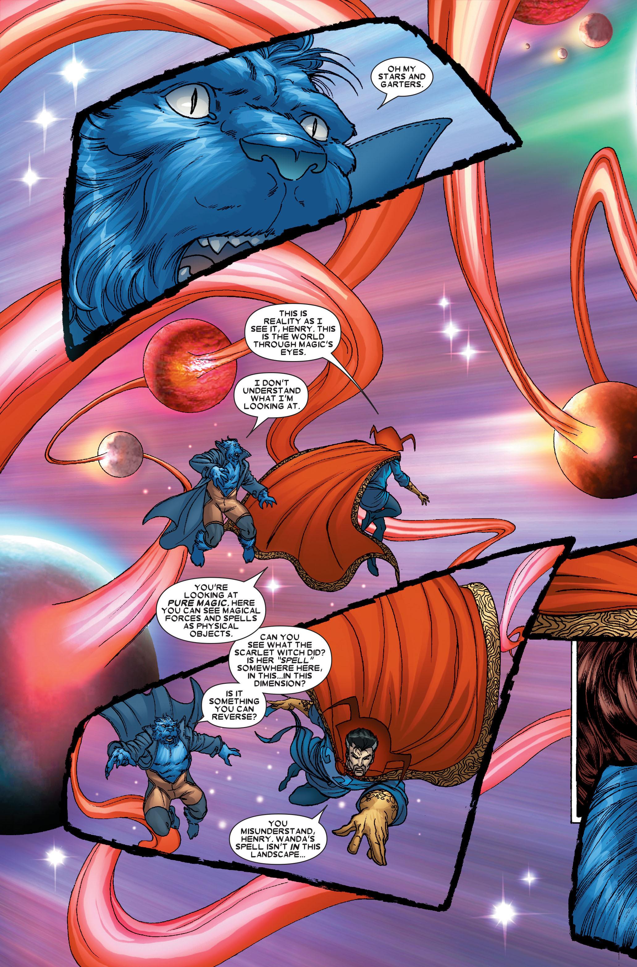 Read online Uncanny X-Men (1963) comic -  Issue #491 - 30