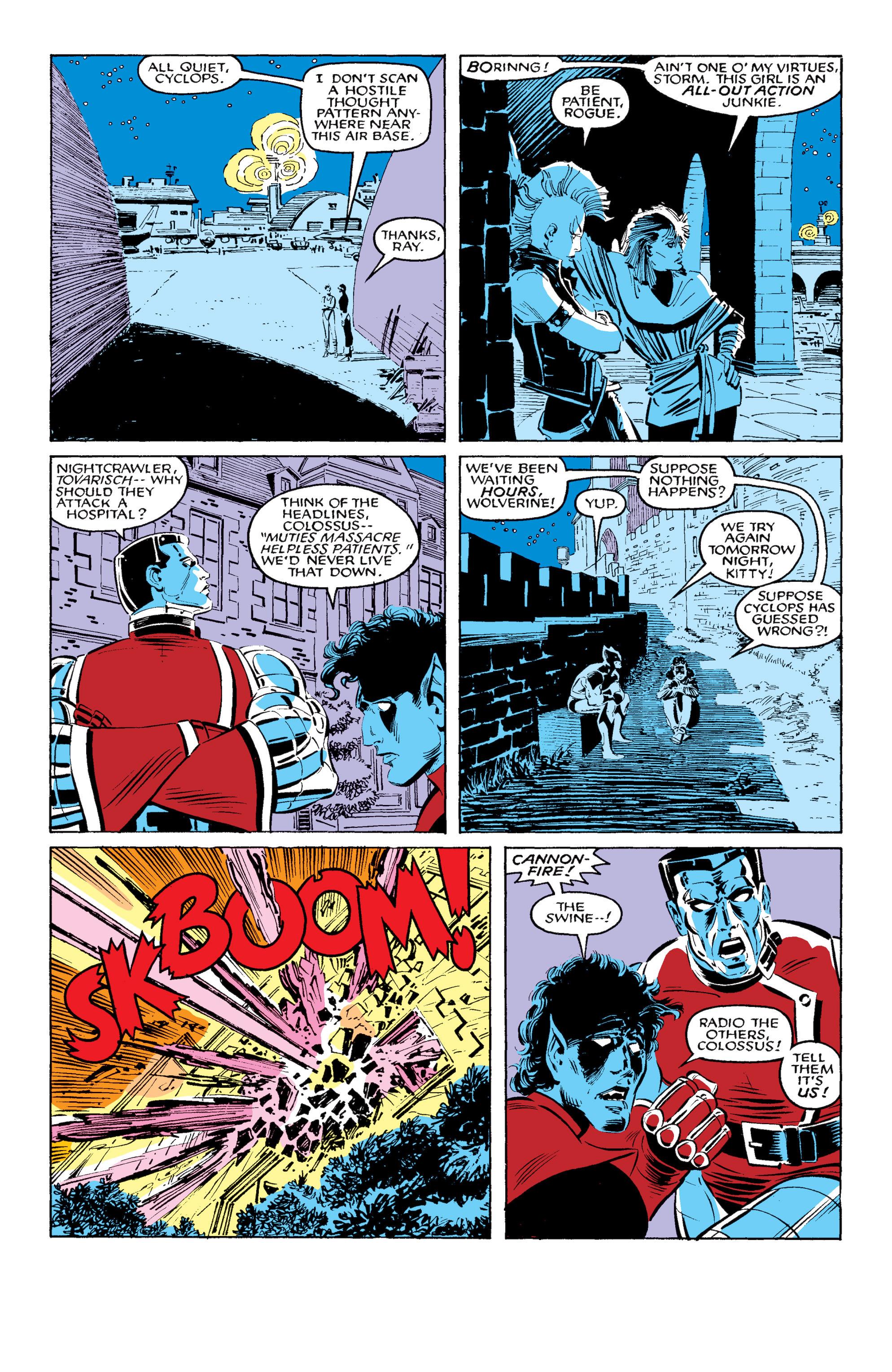 Read online Uncanny X-Men (1963) comic -  Issue #200 - 15