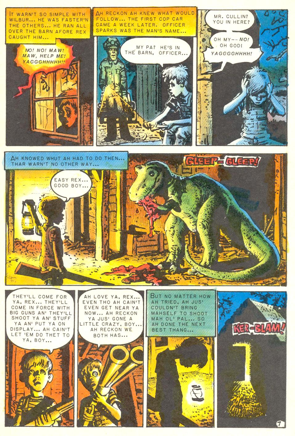 Read online Twisted Tales (1982) comic -  Issue #3 - 8