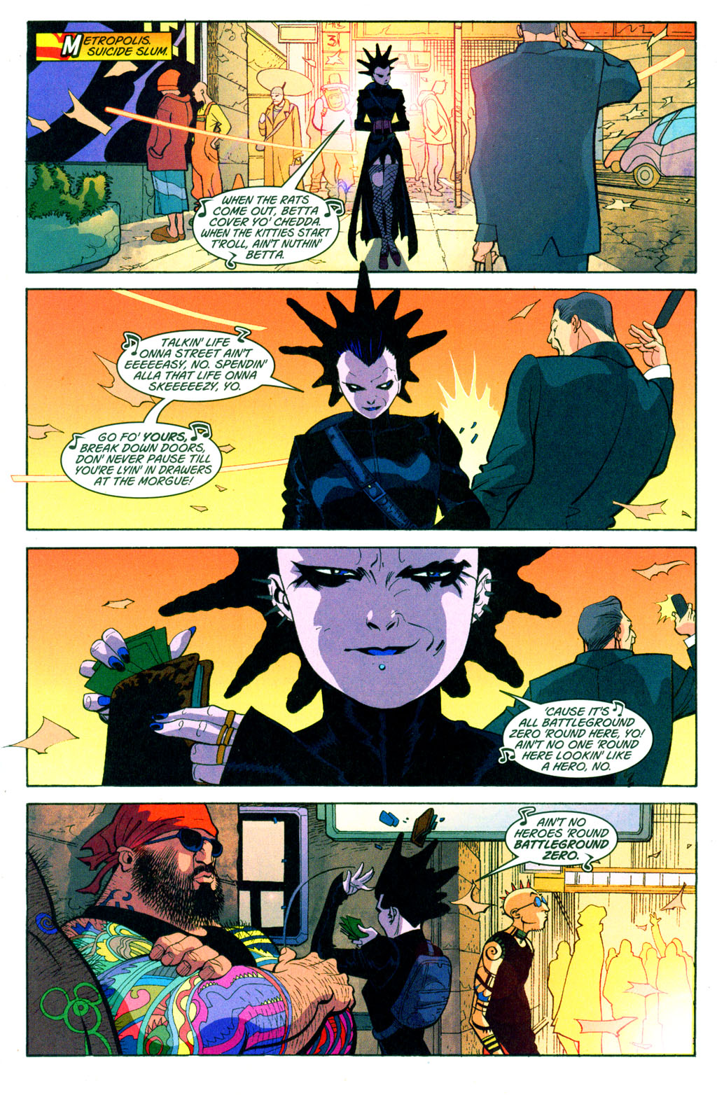 Action Comics (1938) 807 Page 1