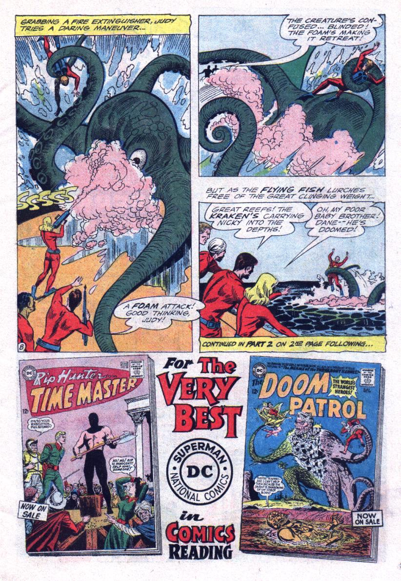 Read online Sea Devils comic -  Issue #23 - 11