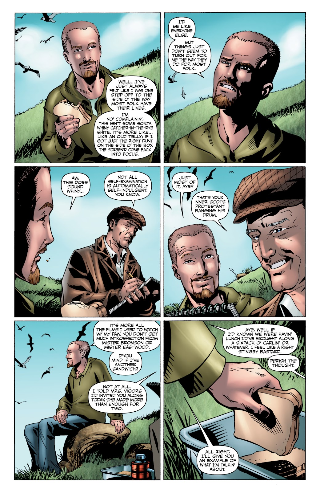 Read online The Boys Omnibus comic -  Issue # TPB 4 (Part 3) - 39