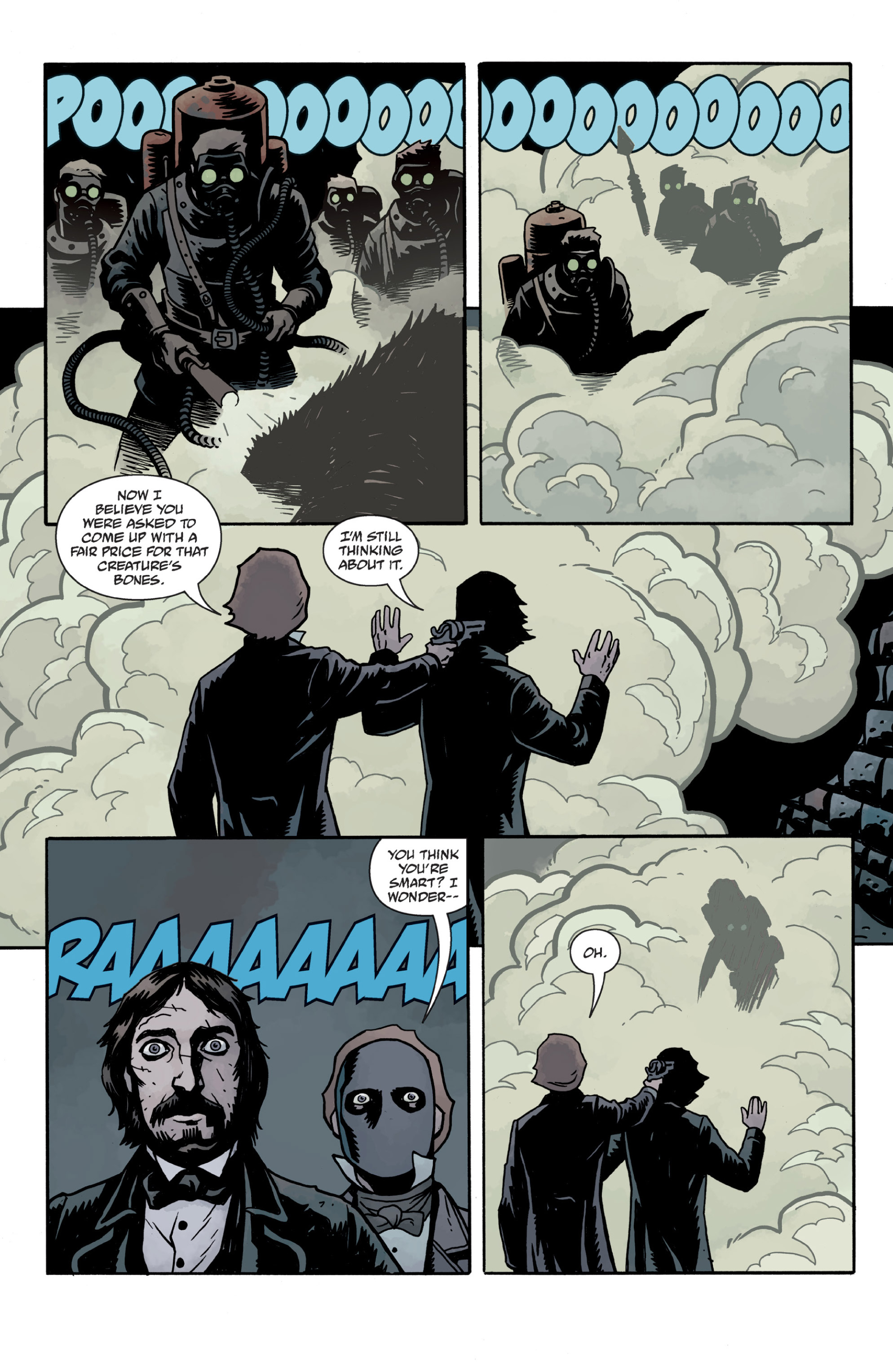 Read online Sir Edward Grey, Witchfinder: In the Service of Angels comic -  Issue # TPB - 86