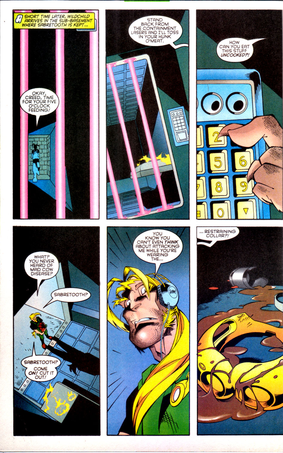 Read online X-Factor (1986) comic -  Issue #136 - 12