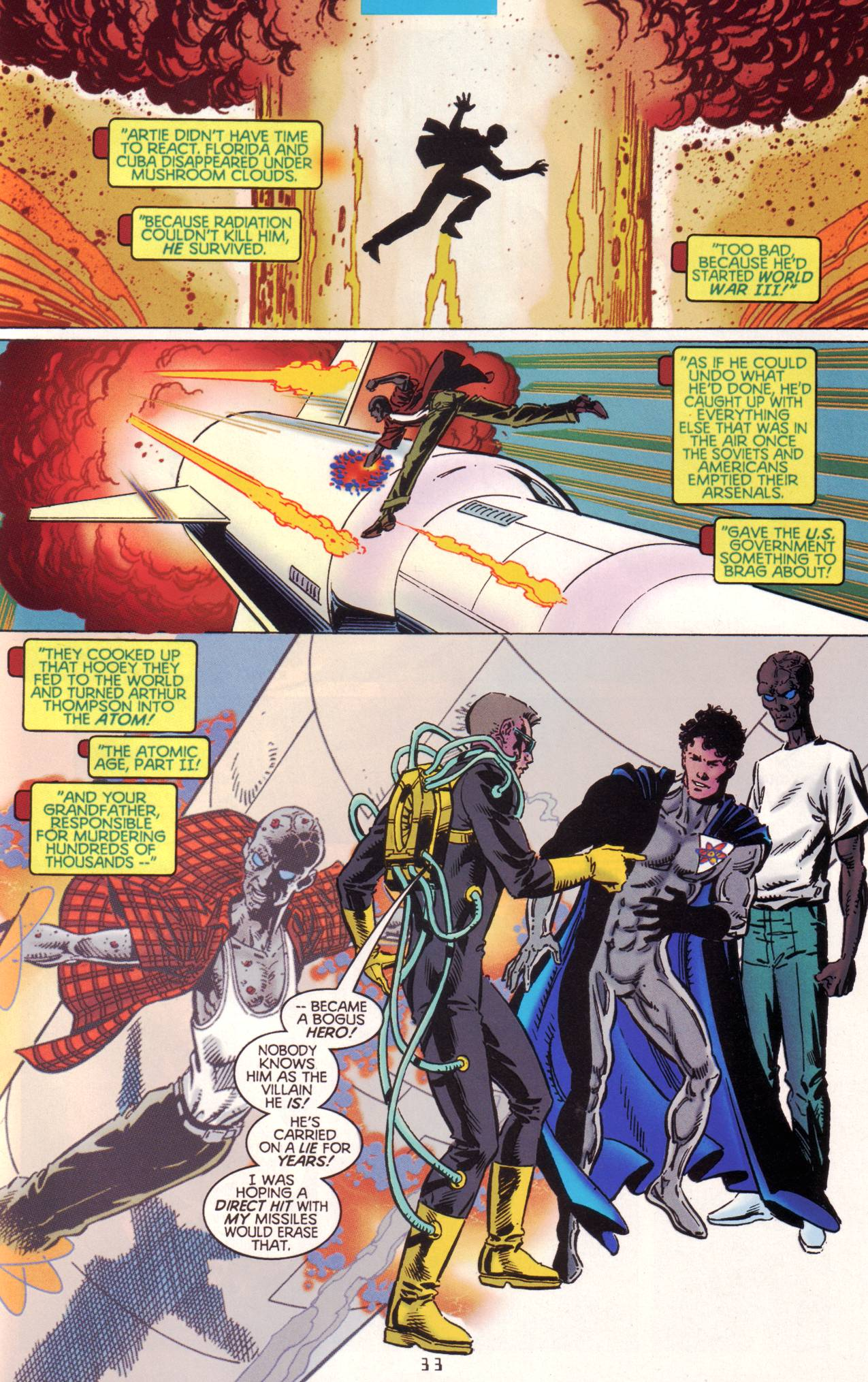 Read online Tangent Comics/ The Atom comic -  Issue # Full - 34