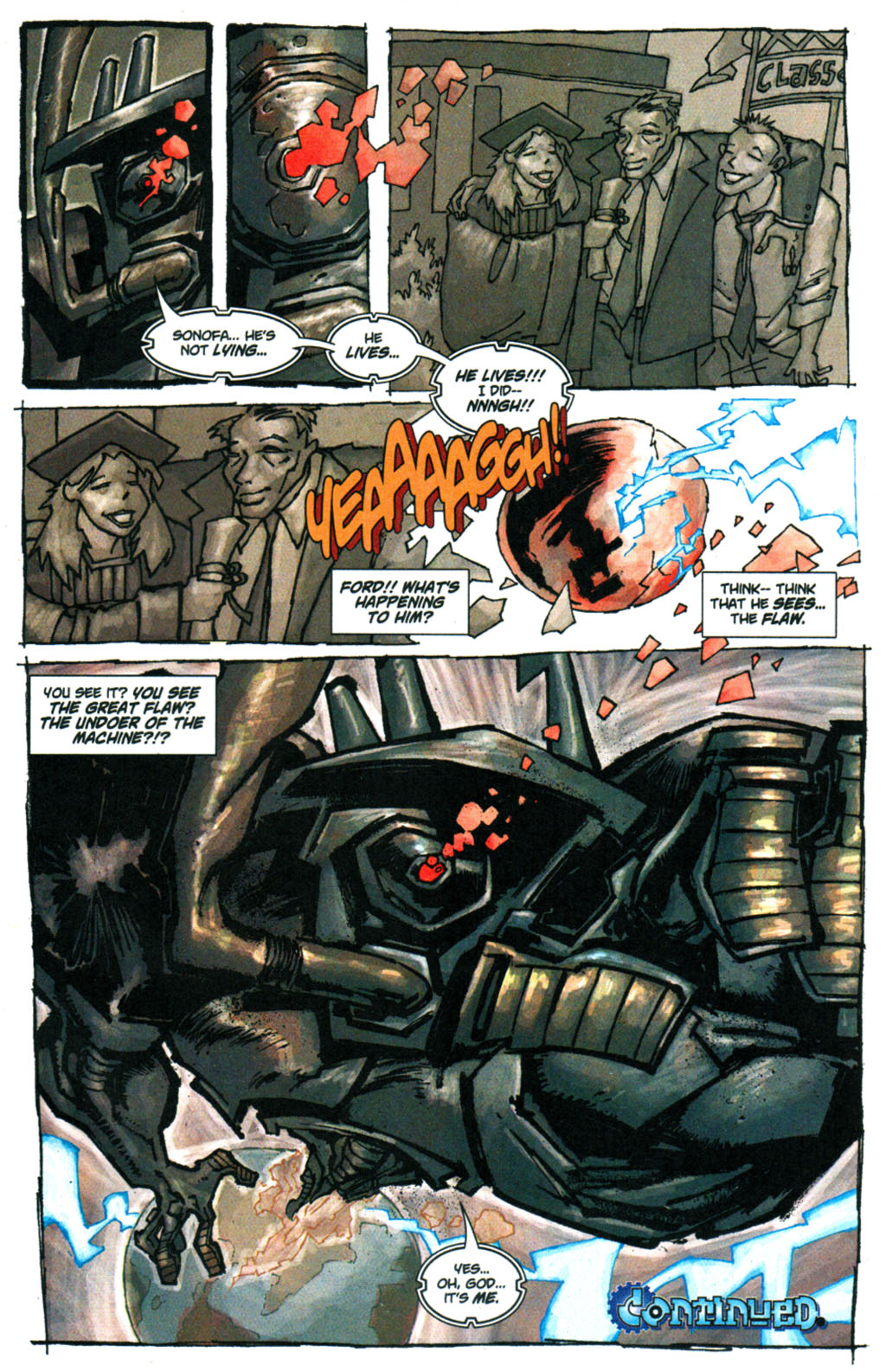 Read online Enginehead comic -  Issue #5 - 23