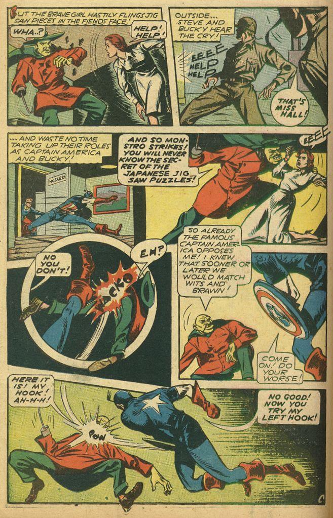 Read online All-Winners Comics comic -  Issue #14 - 17