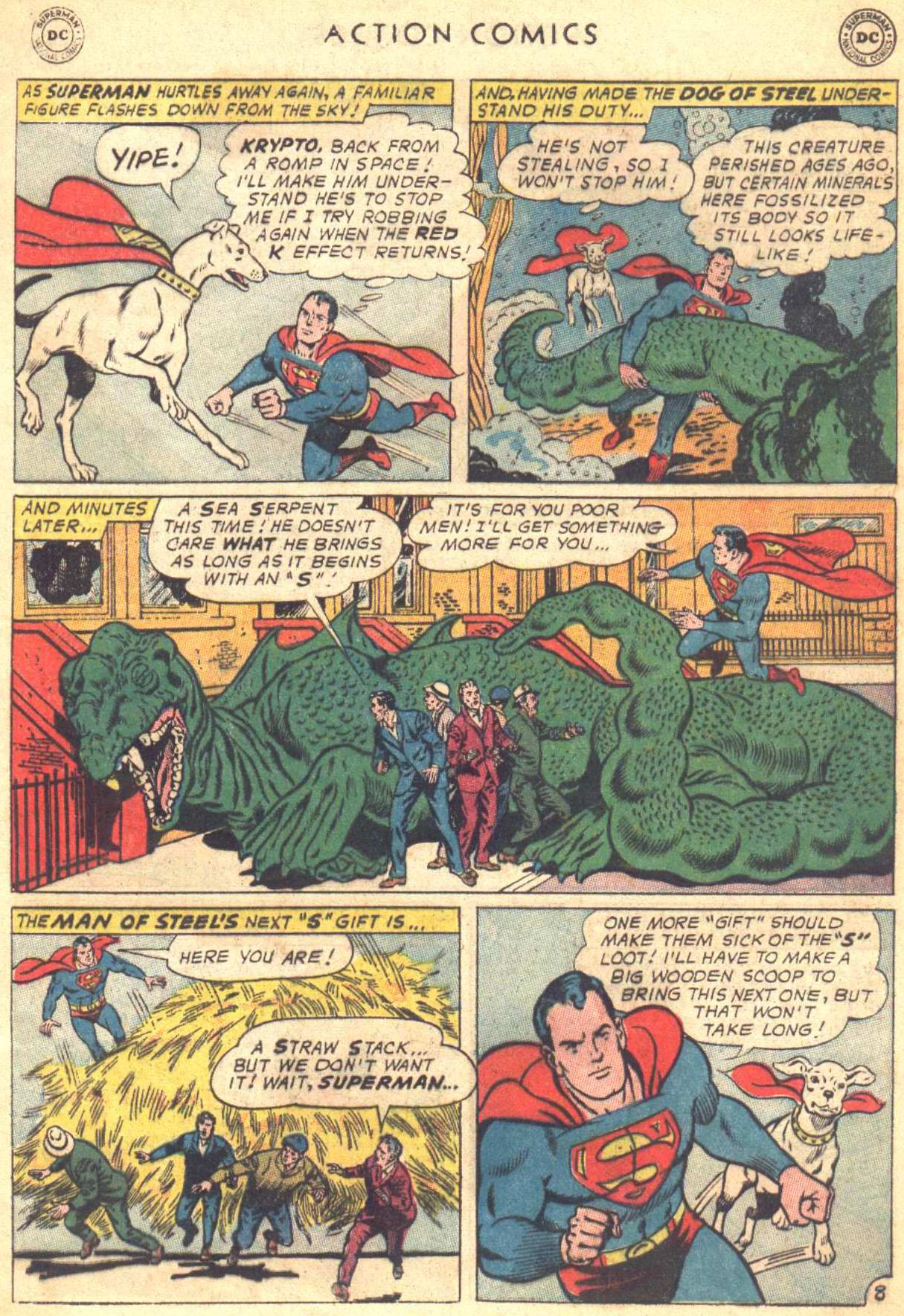 Read online Action Comics (1938) comic -  Issue #330 - 13