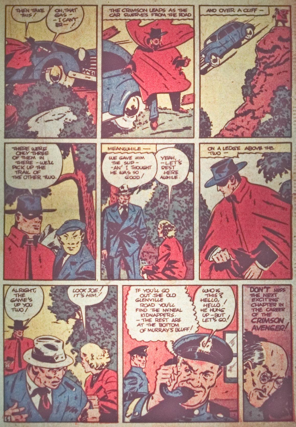 Detective Comics (1937) 29 Page 32