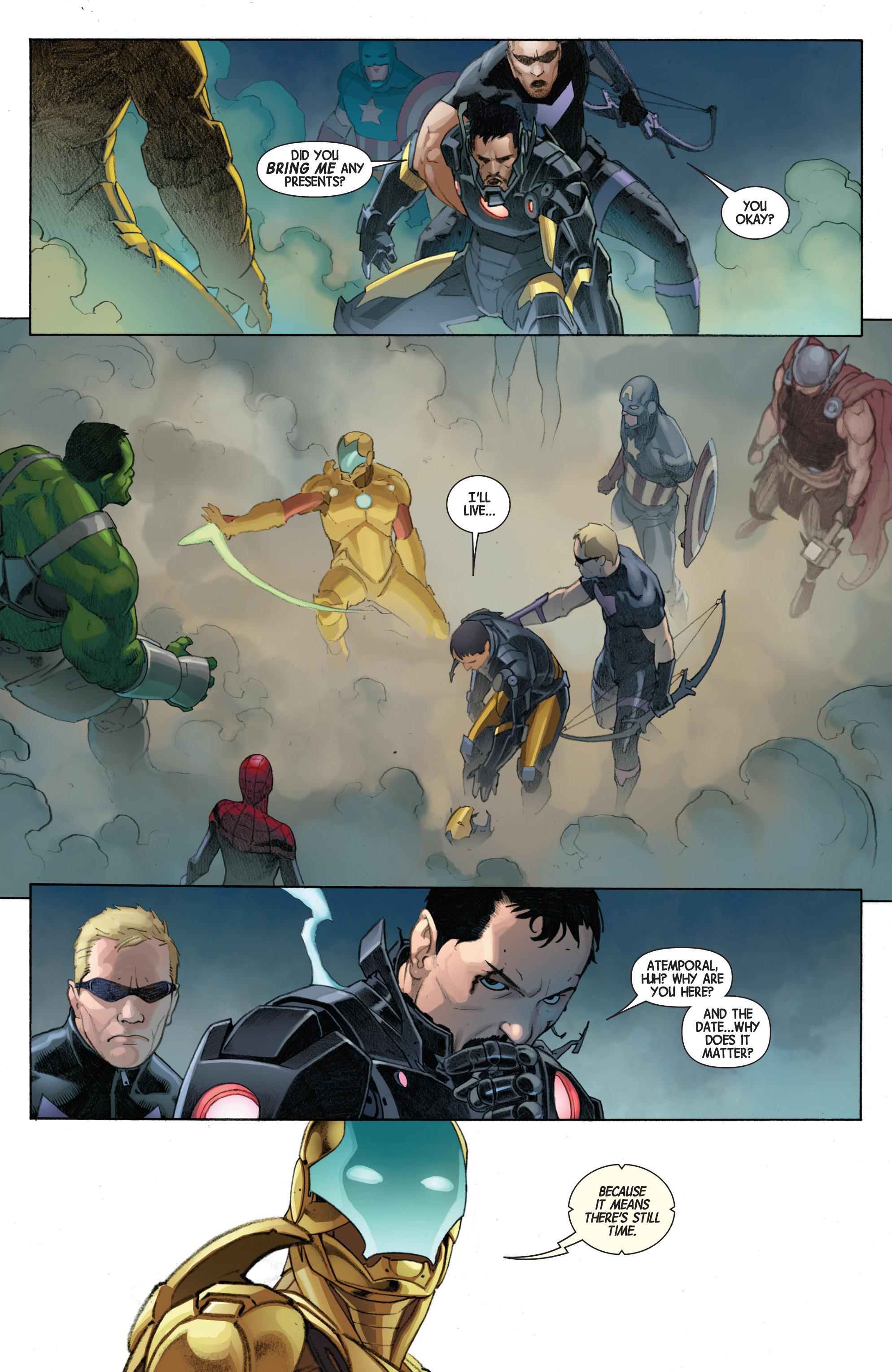 Read online Avengers (2013) comic -  Issue #Avengers (2013) _TPB 5 - 21