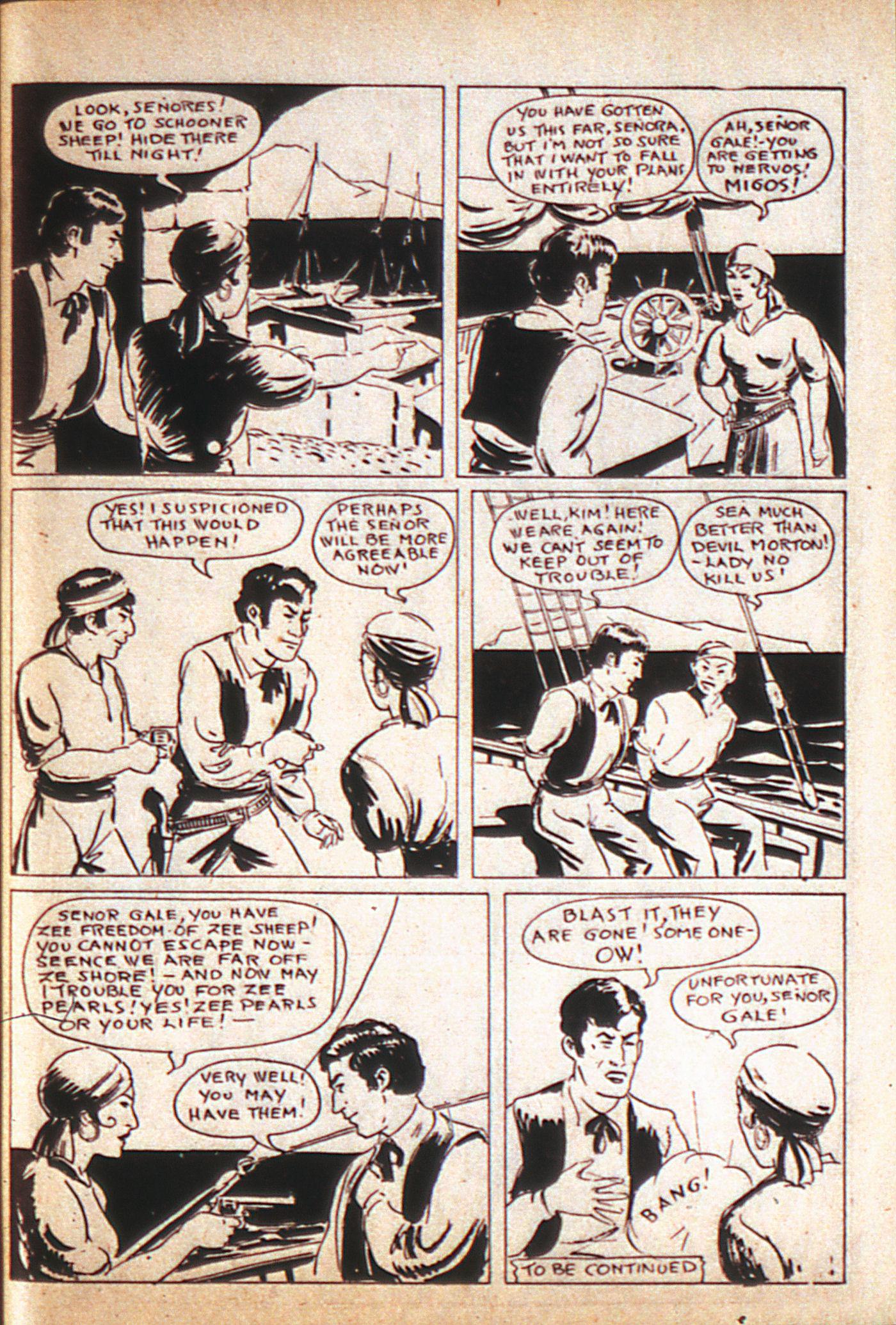 Read online Adventure Comics (1938) comic -  Issue #8 - 46