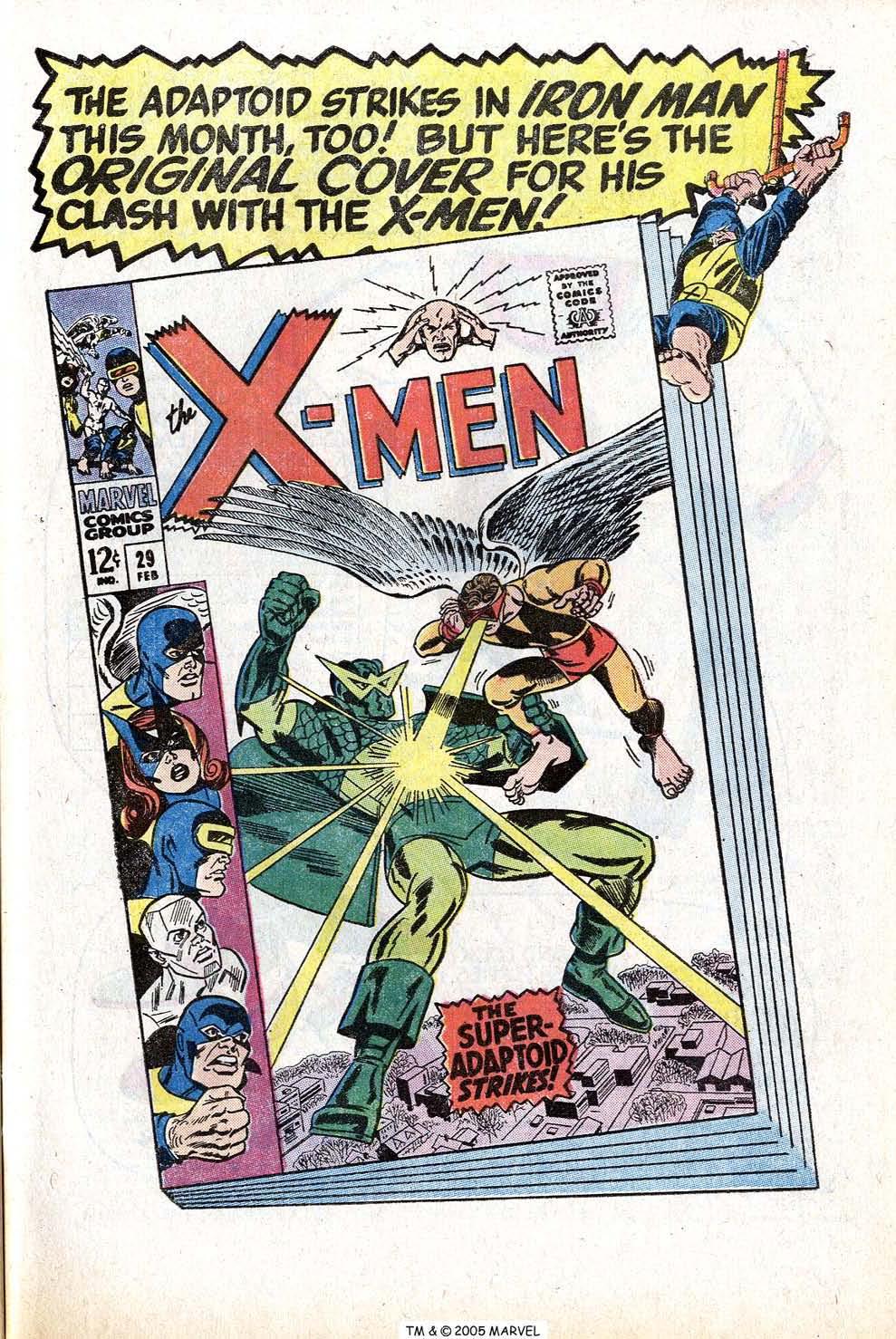 Read online Uncanny X-Men (1963) comic -  Issue #77 - 33