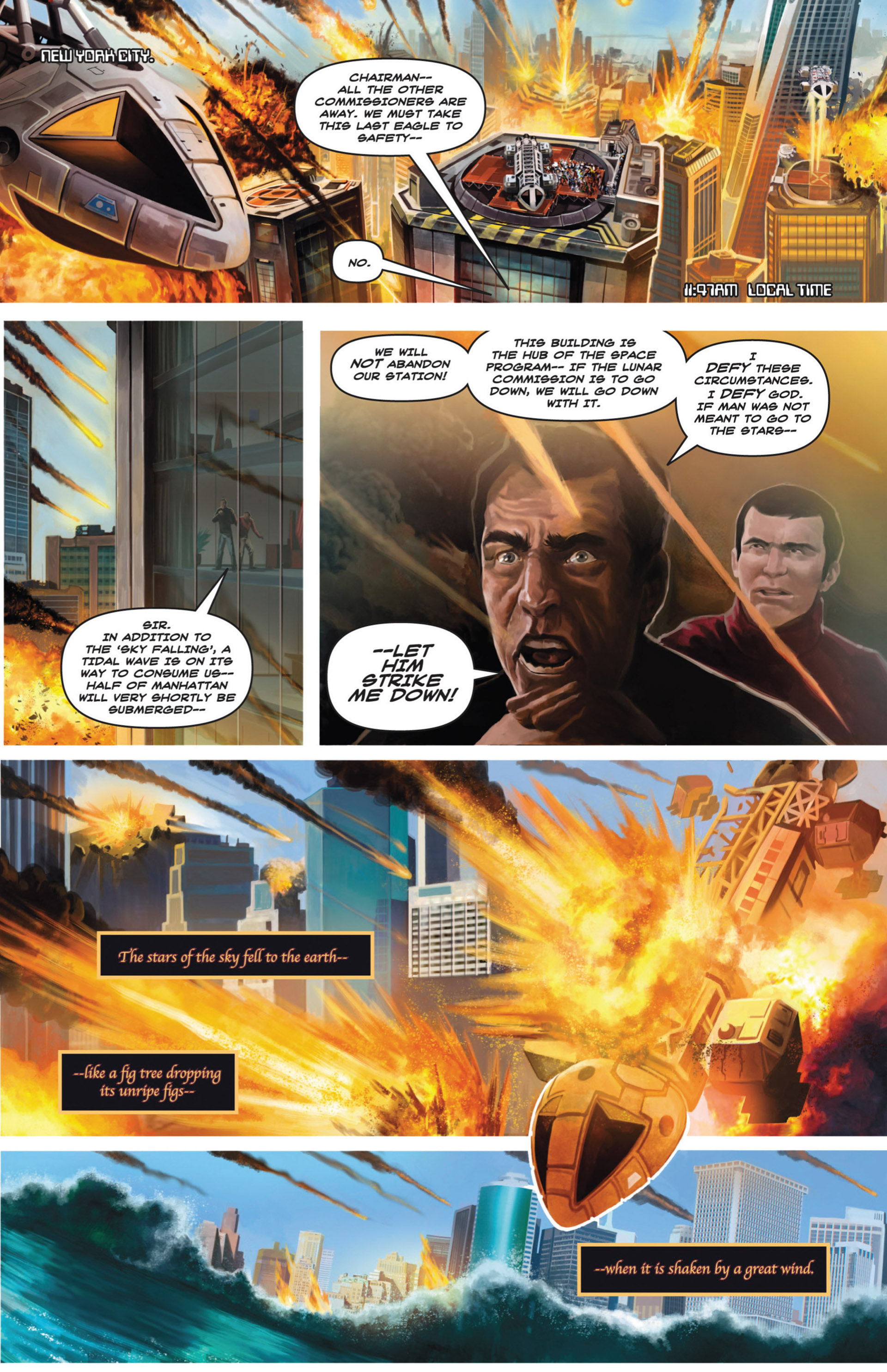 Read online Space: 1999: Aftershock comic -  Issue #3 - 19