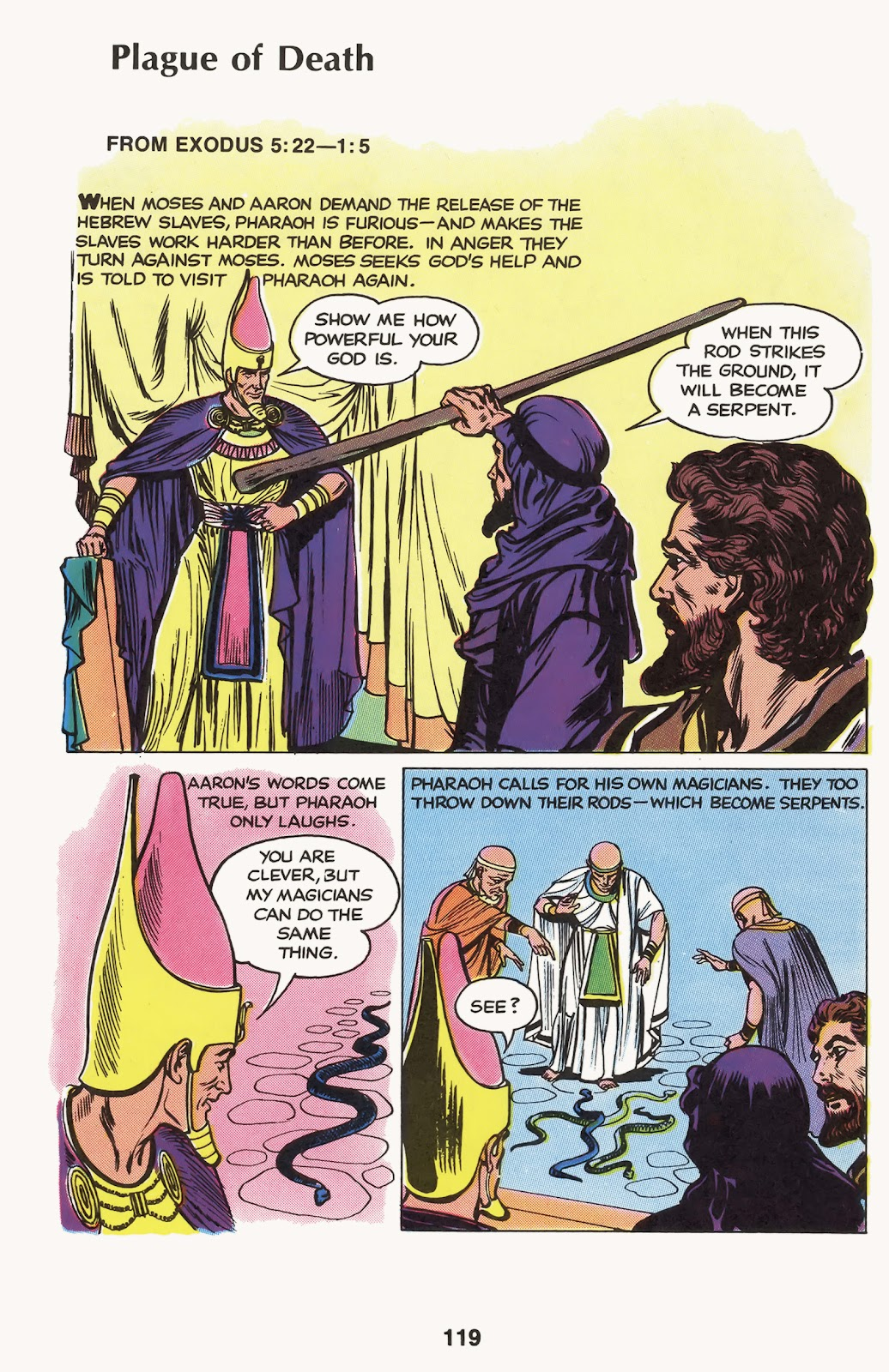 The Picture Bible issue TPB (Part 2) - Page 22