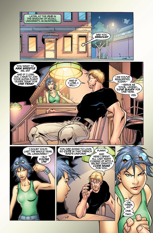 Read online Alpha Flight (2004) comic -  Issue #2 - 9