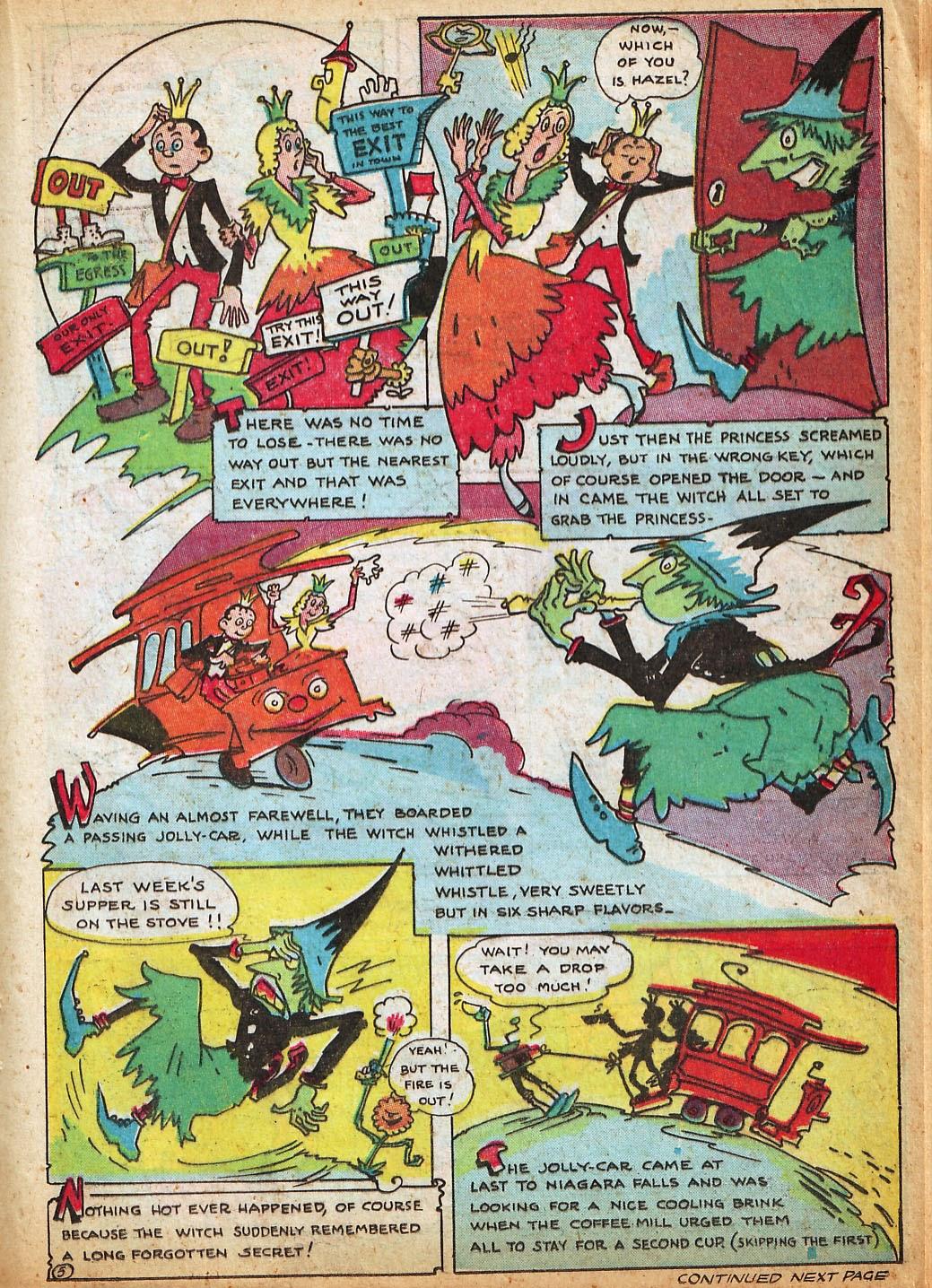 Jingle Jangle Comics issue 1 - Page 42