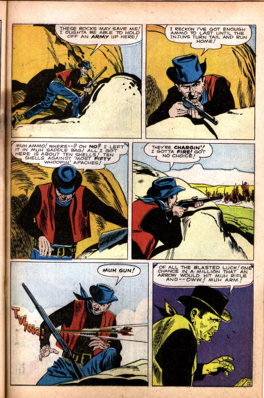 Gunsmoke Western issue 64 - Page 23