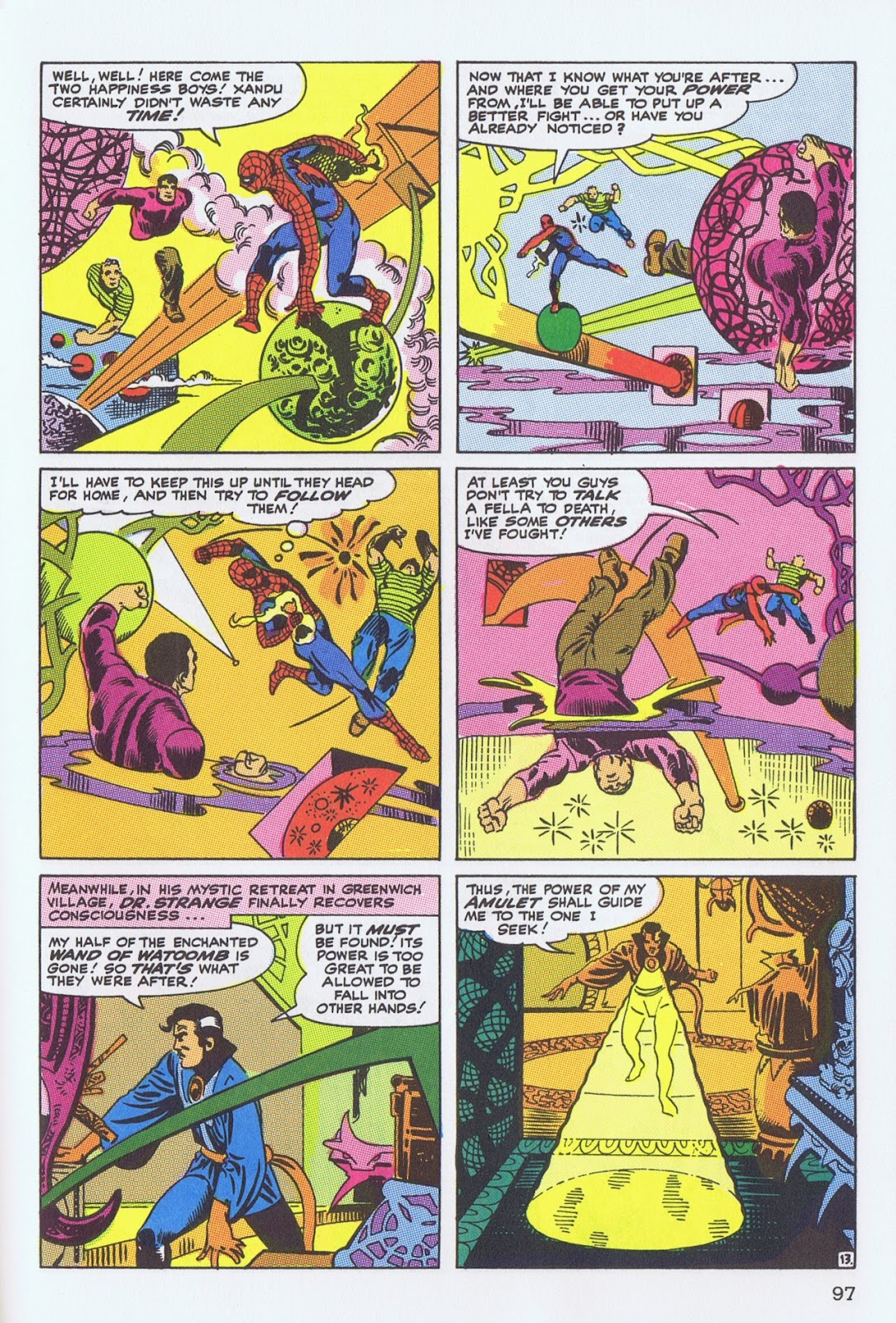 Doctor Strange: Master of the Mystic Arts issue TPB - Page 92