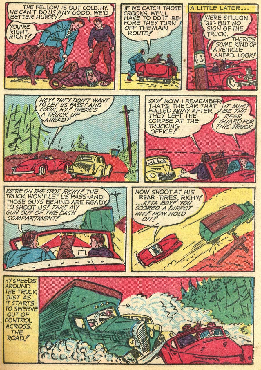 Blue Ribbon Comics (1939) issue 9 - Page 21