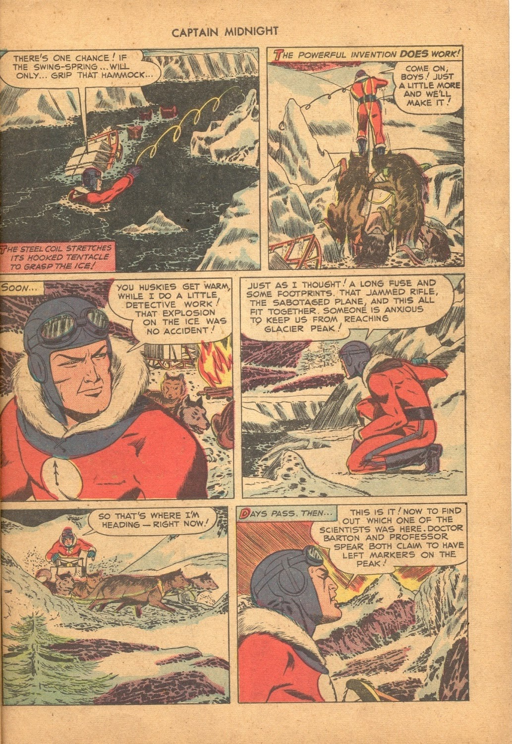 Captain Midnight (1942) issue 61 - Page 7