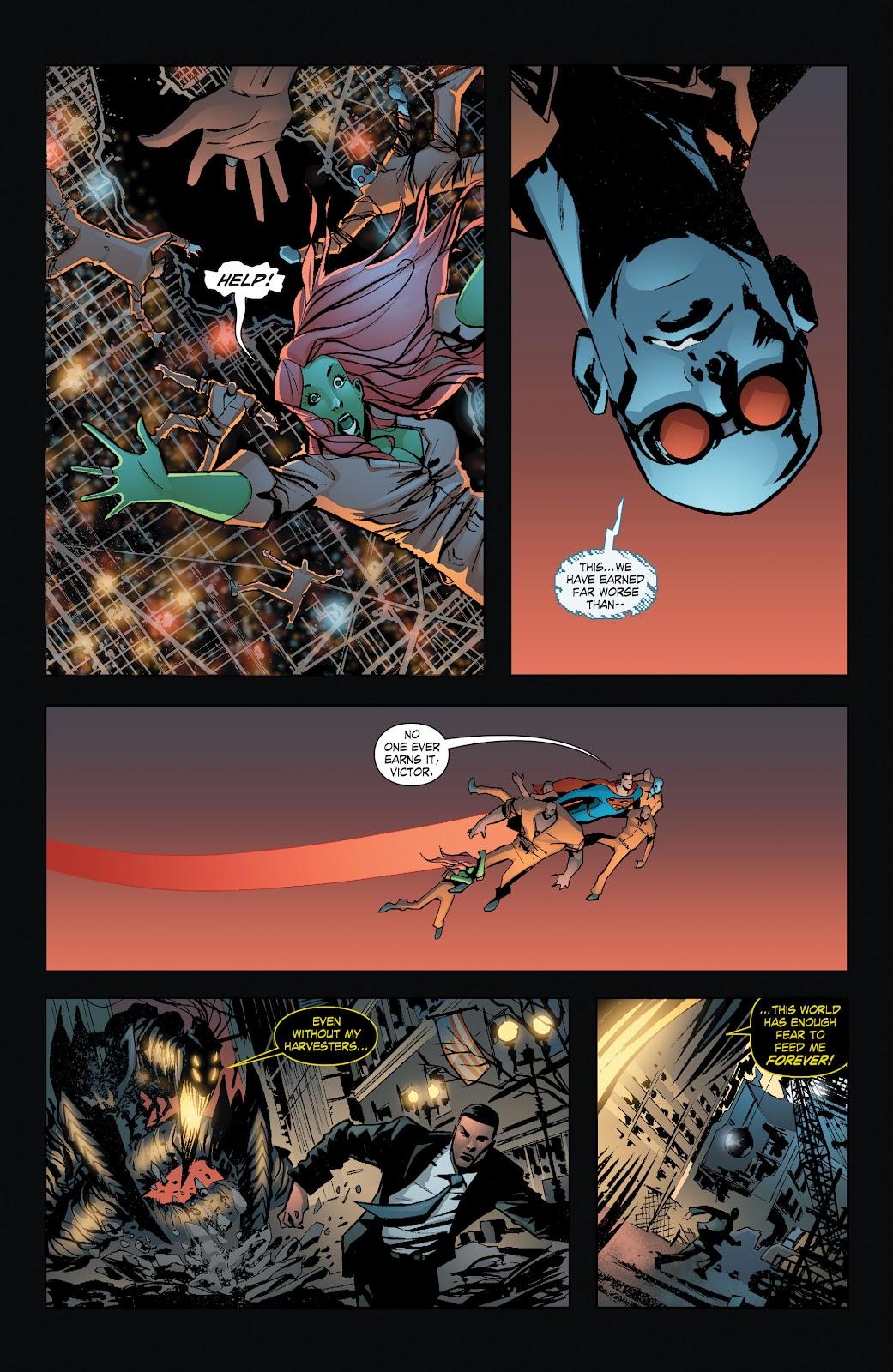 Read online Smallville Season 11 [II] comic -  Issue # TPB 7 - 122