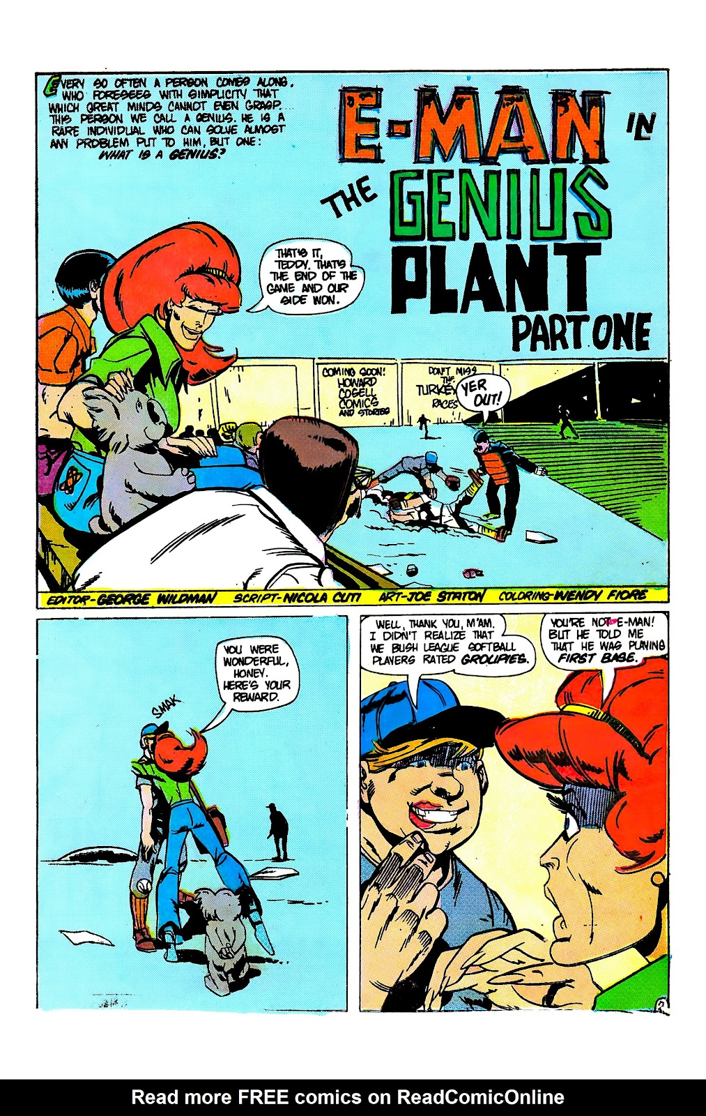E-Man (1973) issue 9 - Page 4