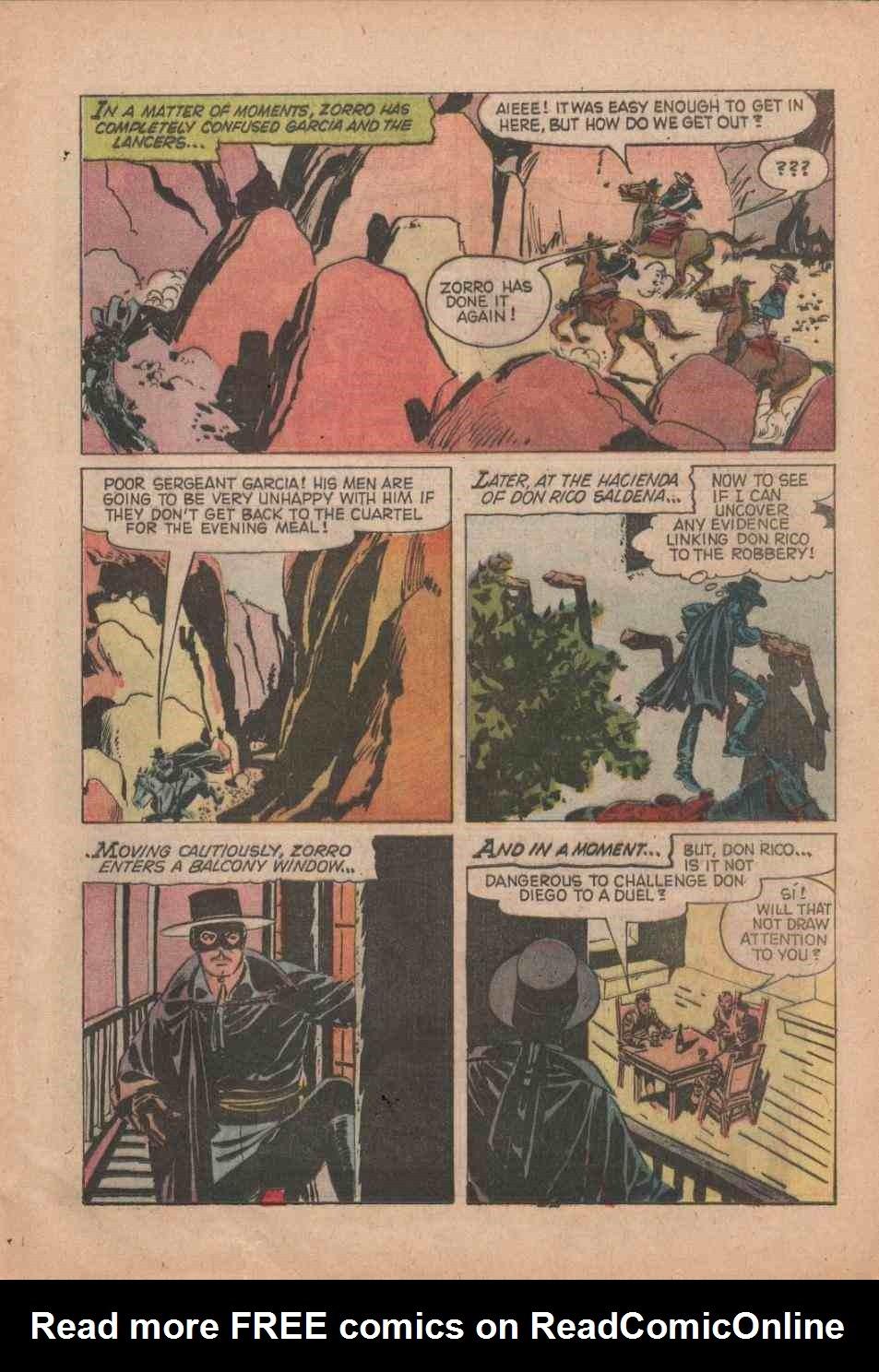 Zorro (1966) issue 6 - Page 13