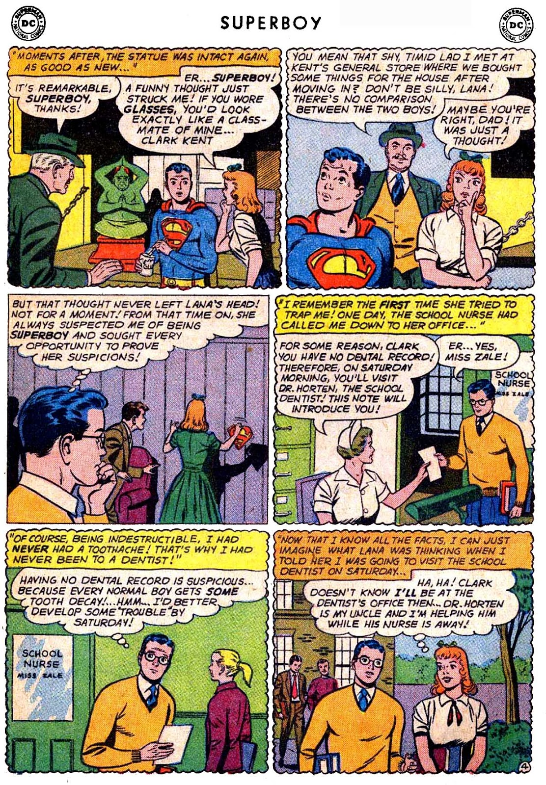 Superboy (1949) issue 87 - Page 5