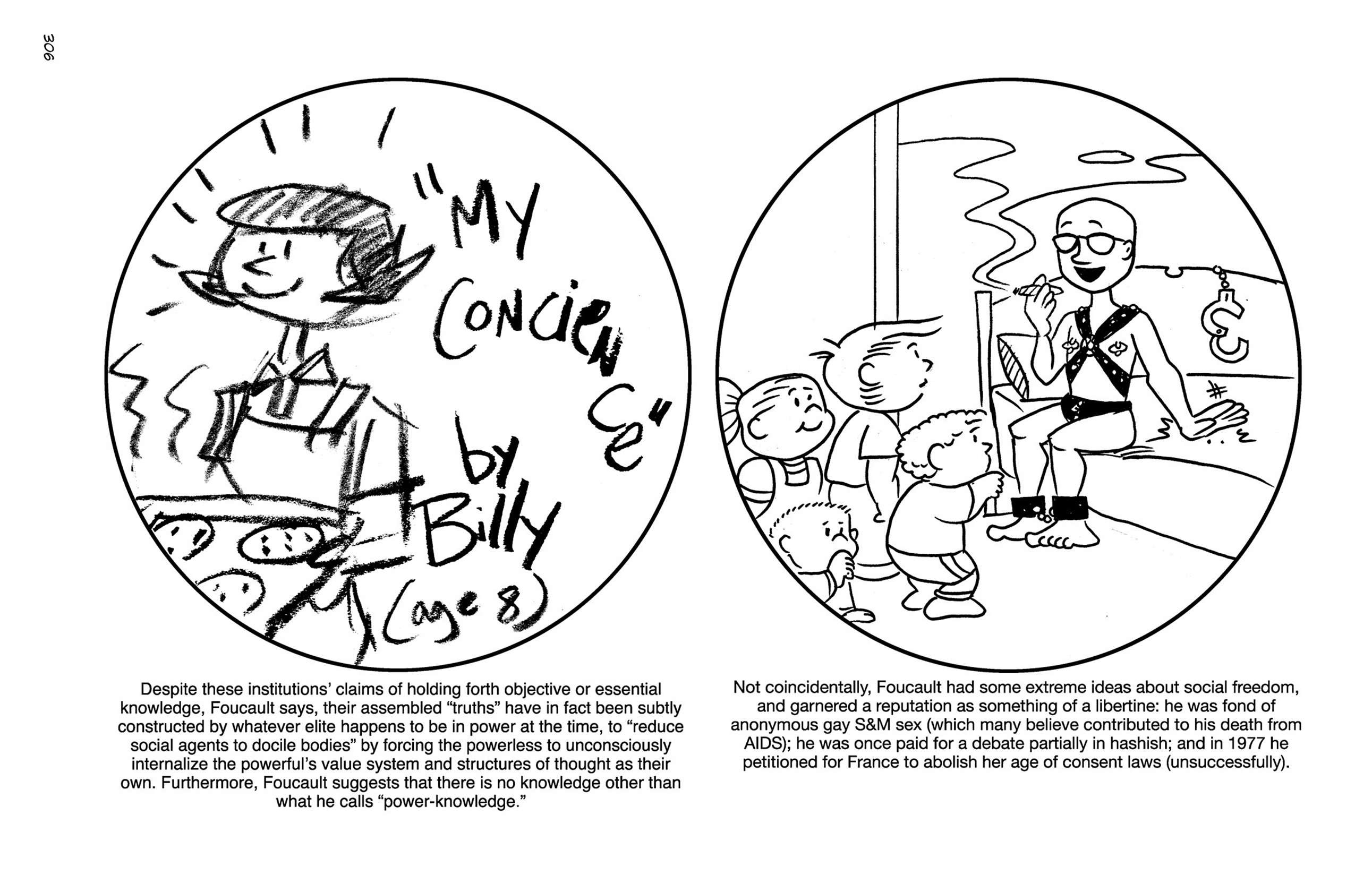 Read online Action Philosophers! comic -  Issue #Action Philosophers! TPB (Part 2) - 133