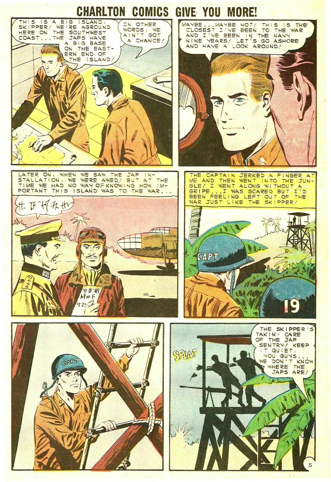 Read online Fightin' Navy comic -  Issue #117 - 19