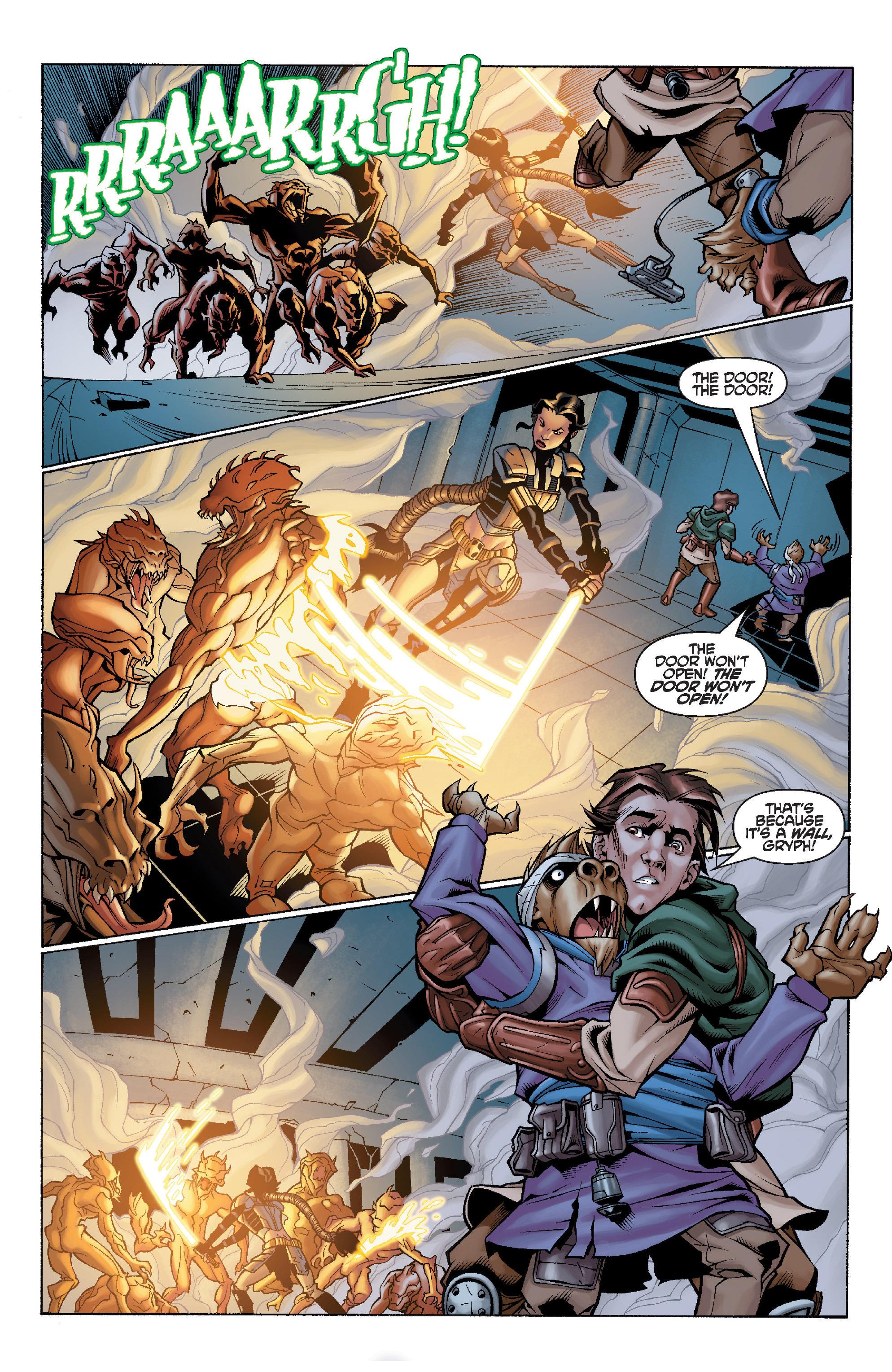 Read online Star Wars Omnibus comic -  Issue # Vol. 32 - 156