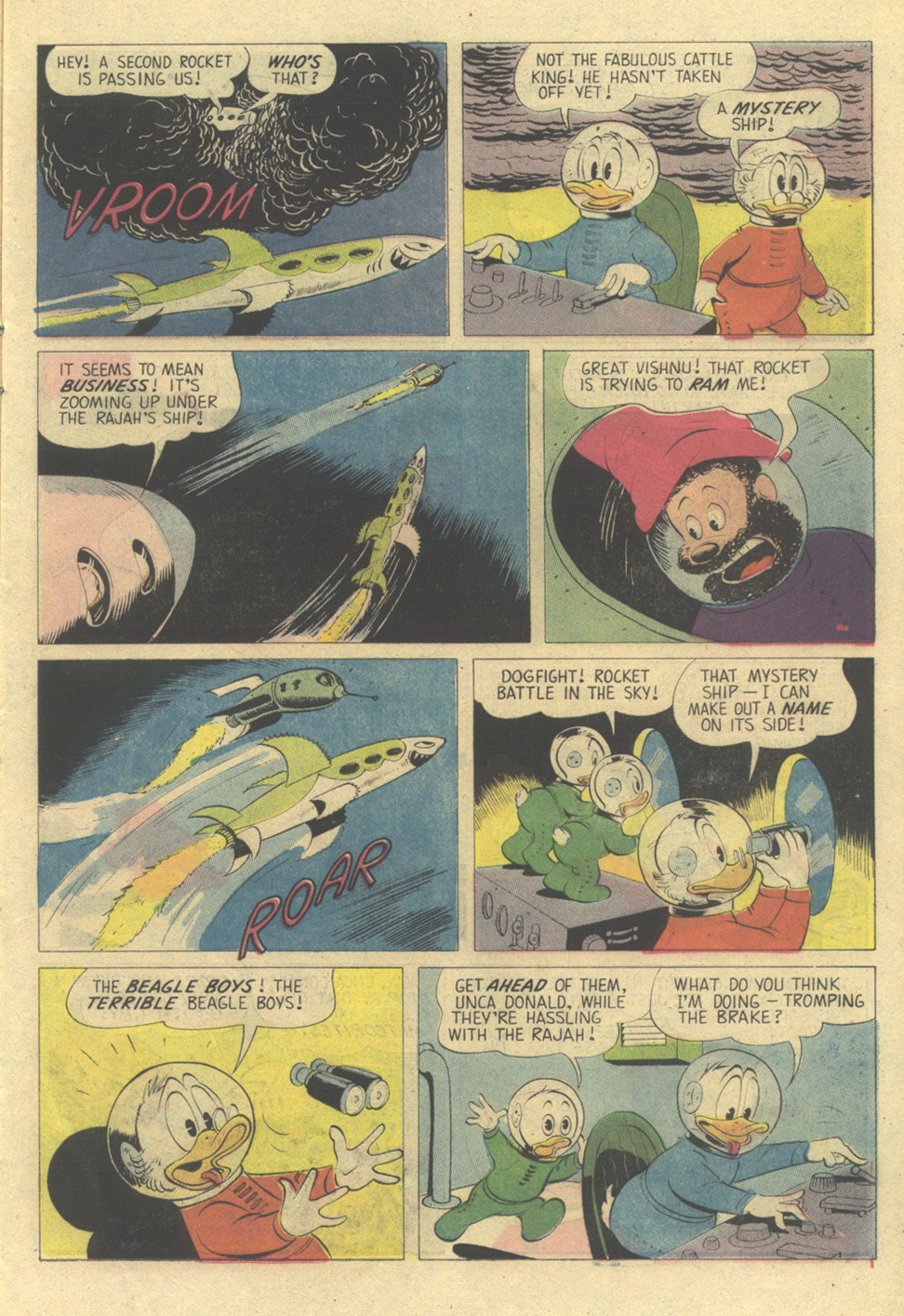 Read online Uncle Scrooge (1953) comic -  Issue #135 - 11