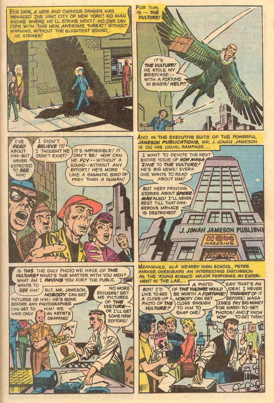 The Amazing Spider-Man (1963) _Annual_7 Page 13