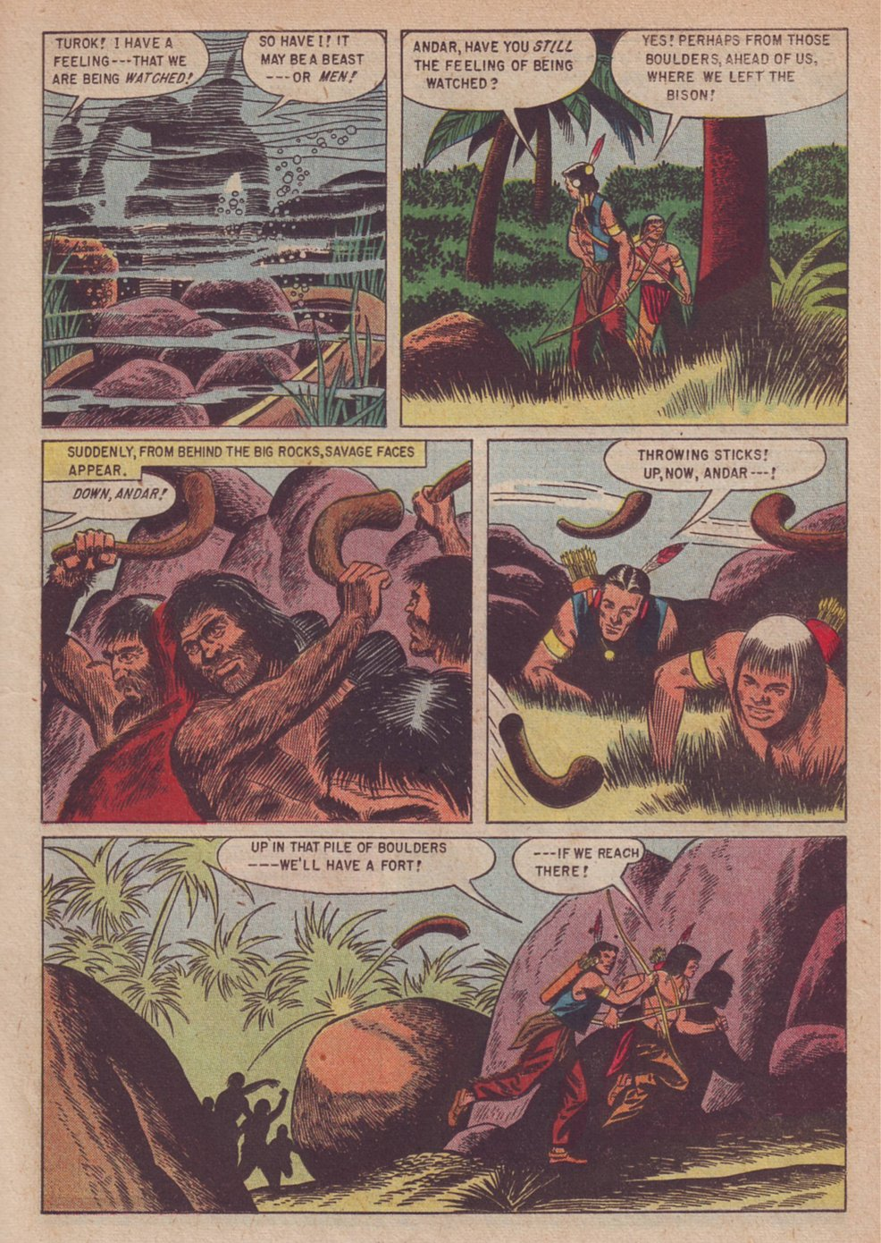 Read online Turok, Son of Stone comic -  Issue #3 - 15