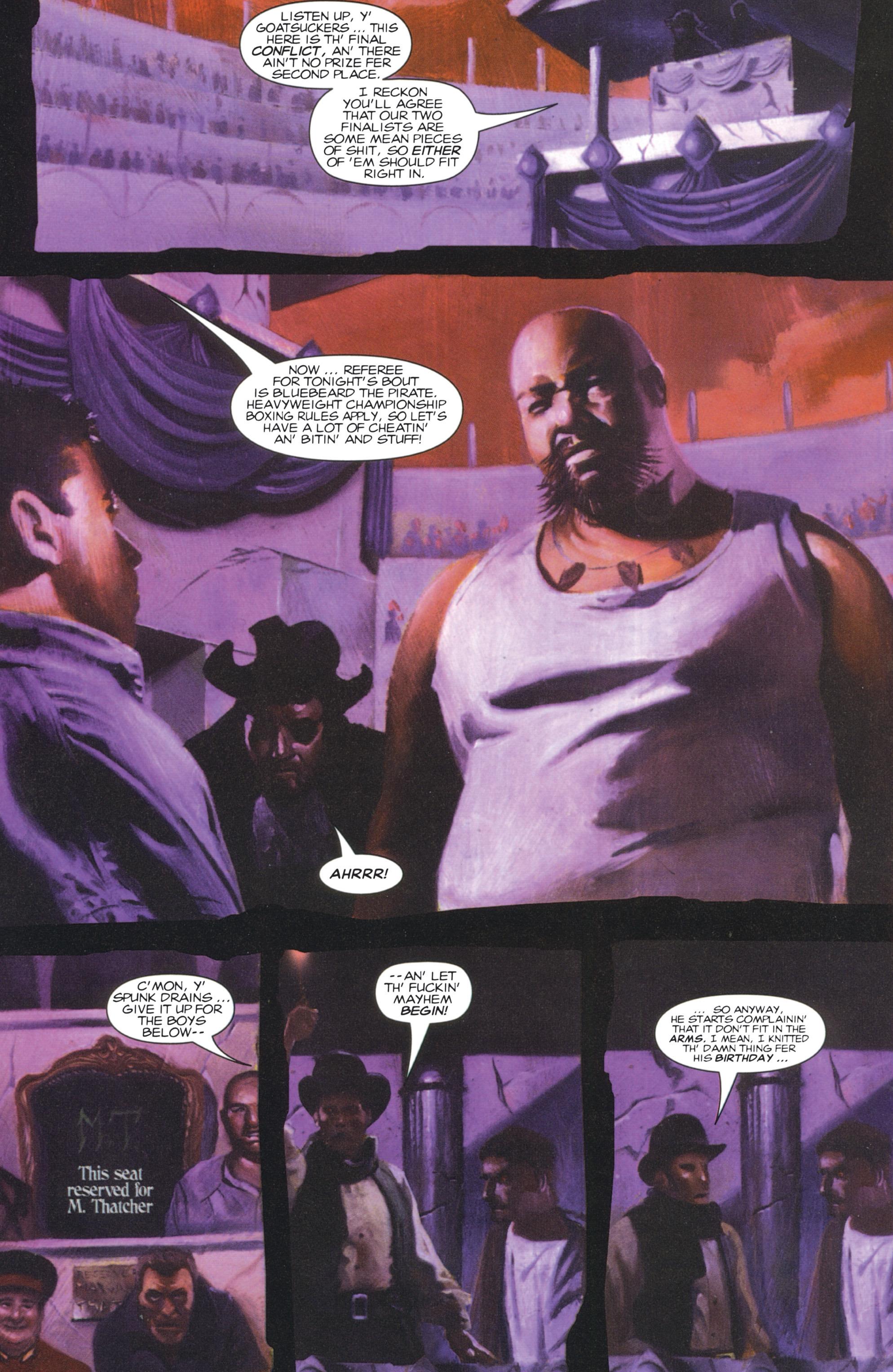 Read online Deadside comic -  Issue #3 - 20