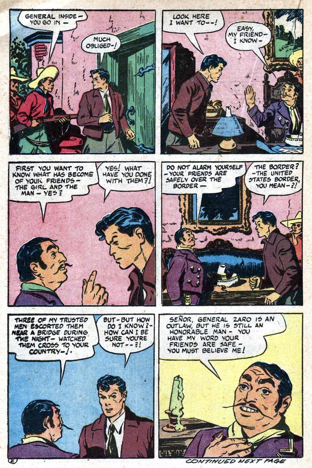Read online Famous Funnies comic -  Issue #128 - 30