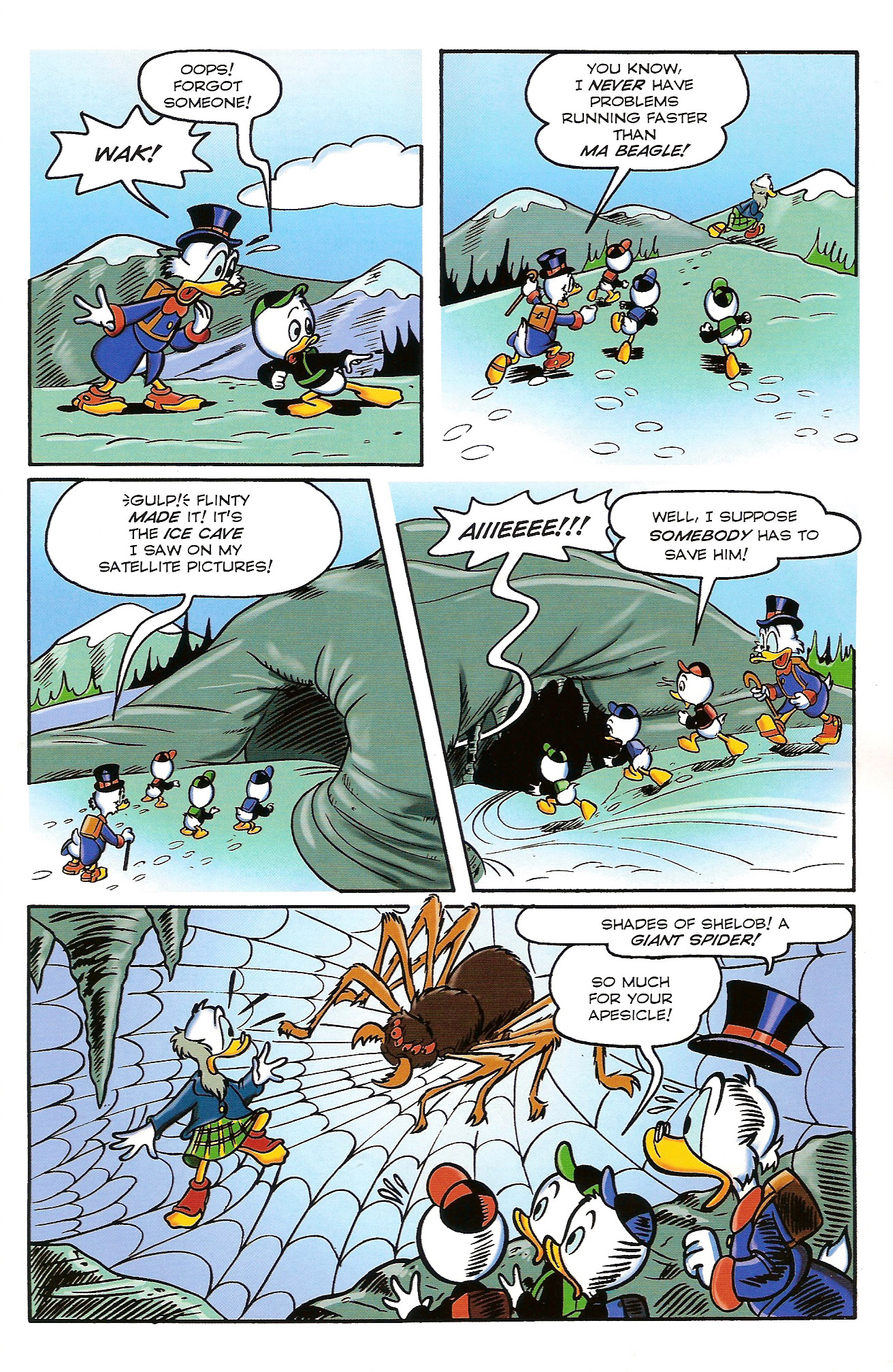 Read online Uncle Scrooge (1953) comic -  Issue #398 - 11