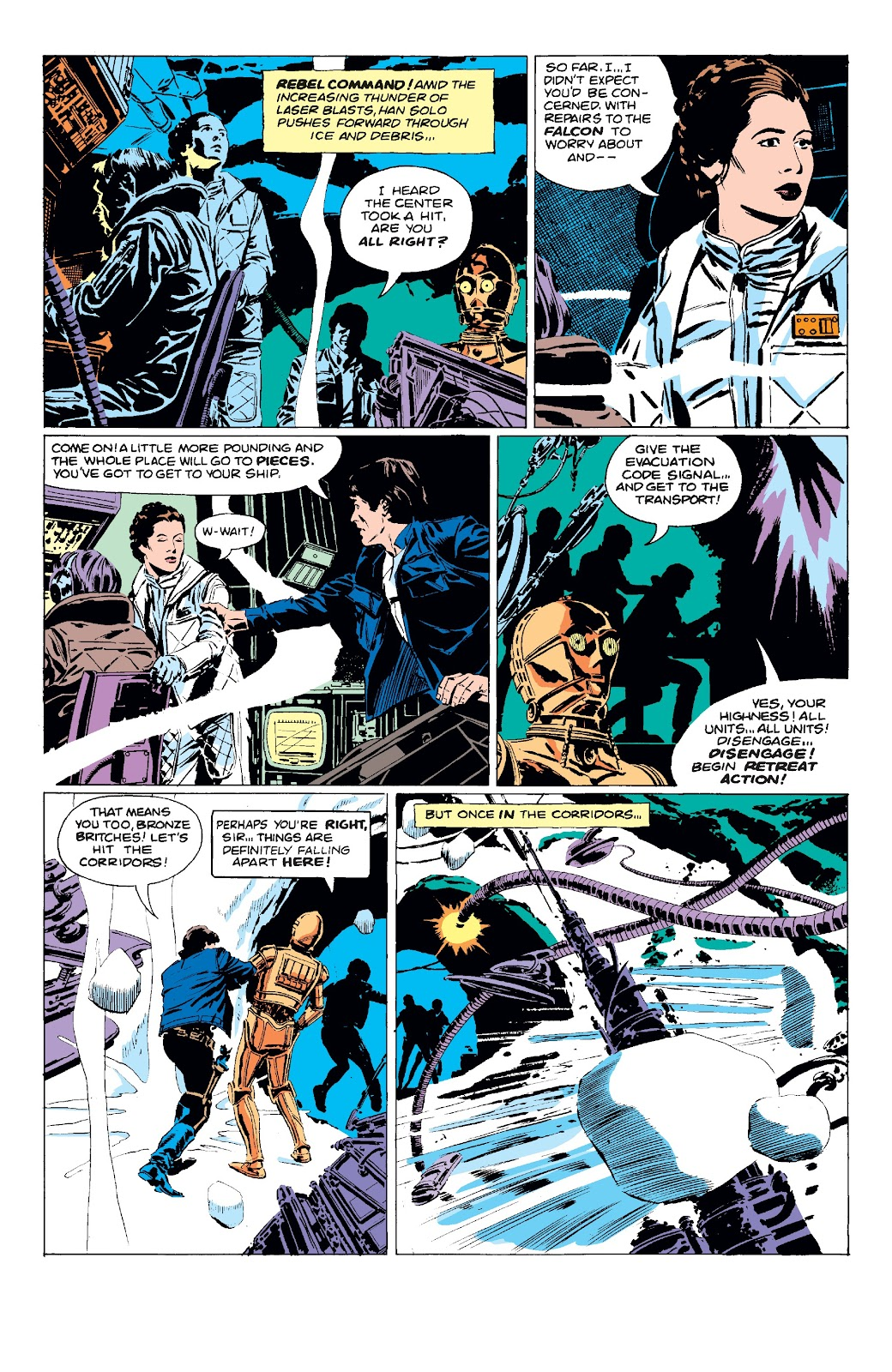 Read online Star Wars Legends: The Original Marvel Years - Epic Collection comic -  Issue # TPB 3 (Part 1) - 47