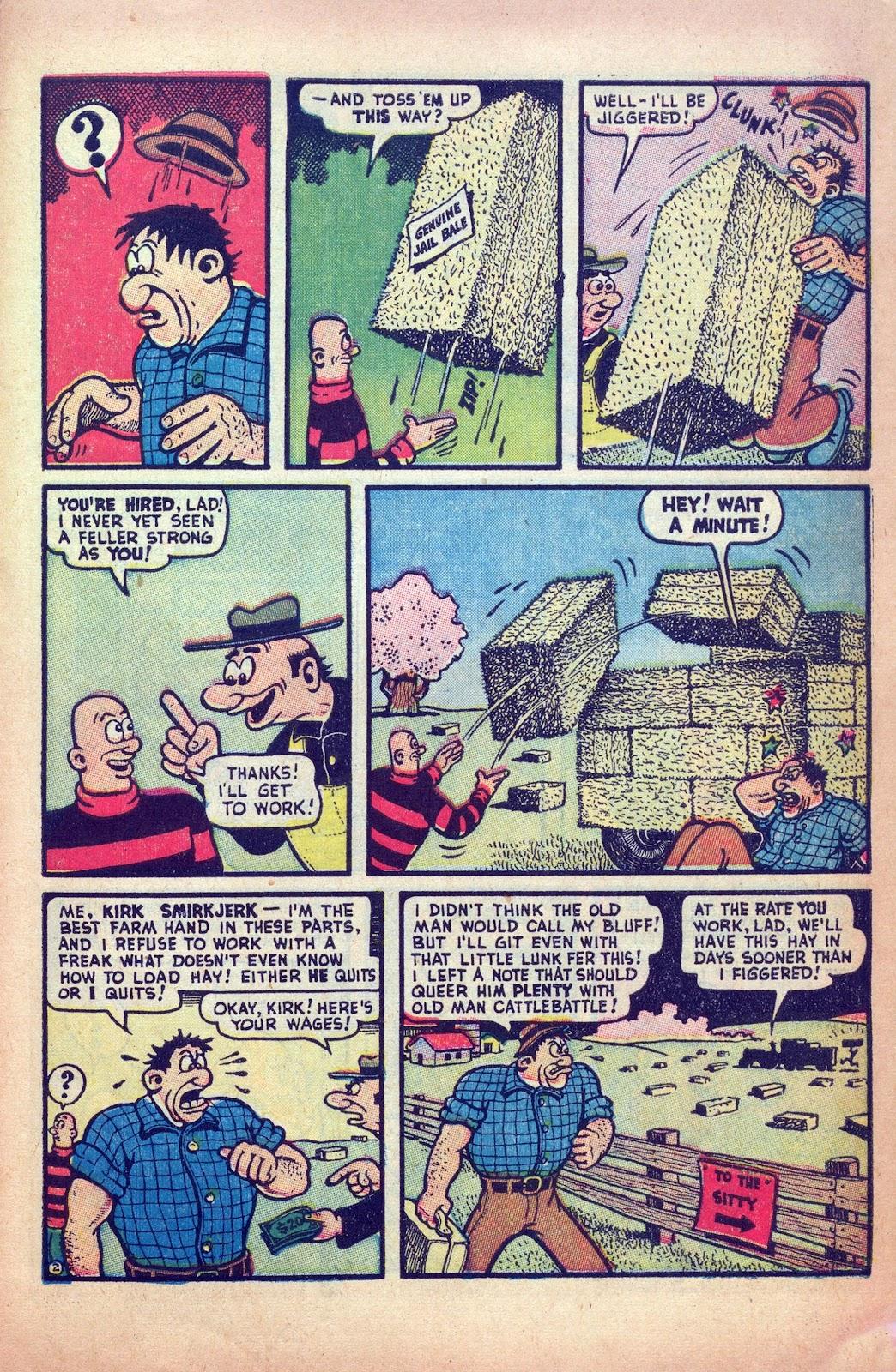 Read online Joker Comics comic -  Issue #25 - 41