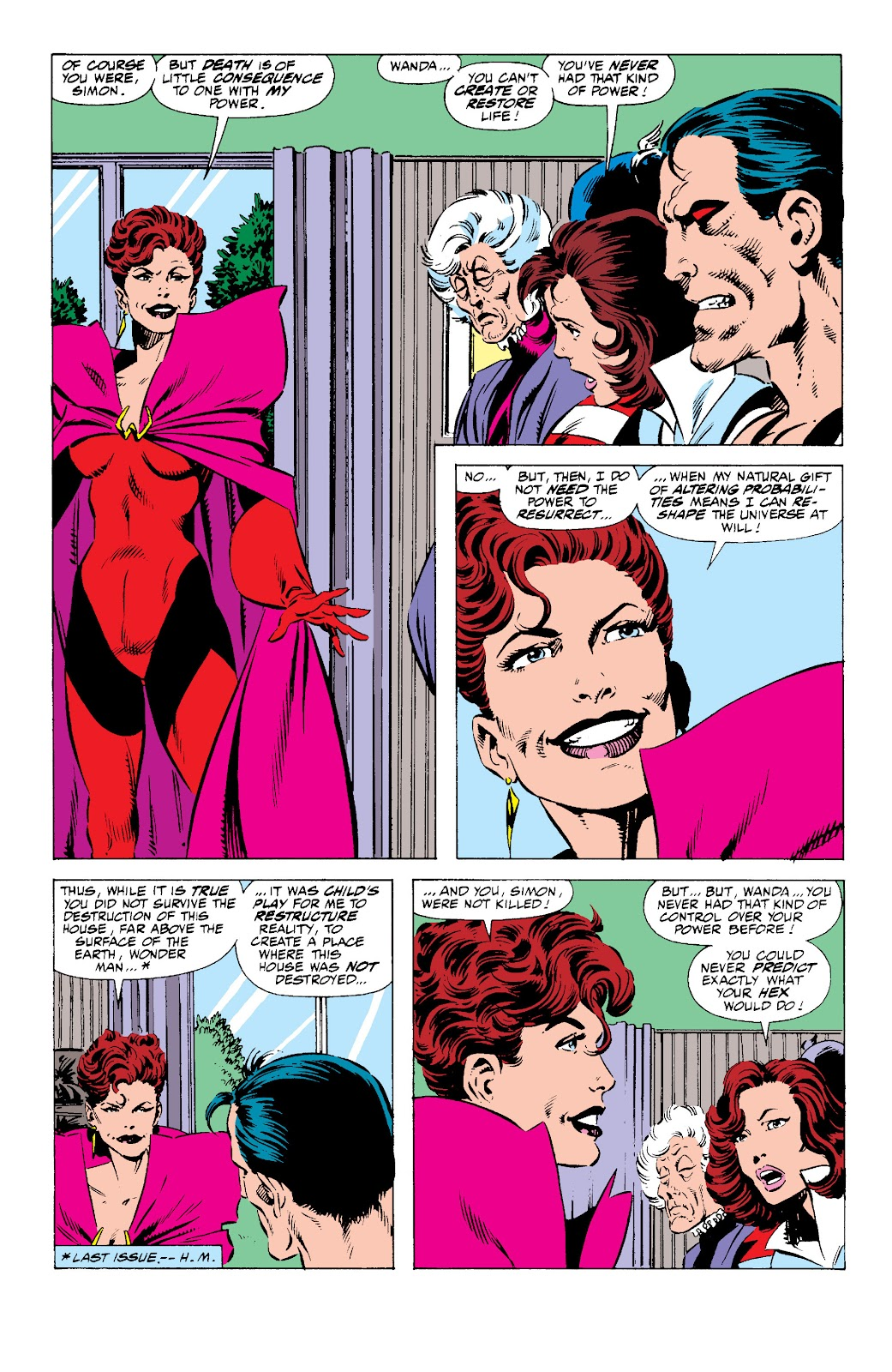Avengers West Coast (1989) issue 56 - Page 4
