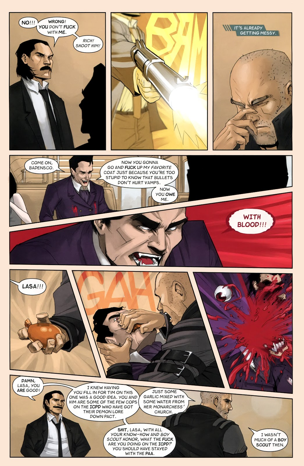 Read online Vescell comic -  Issue #7 - 7