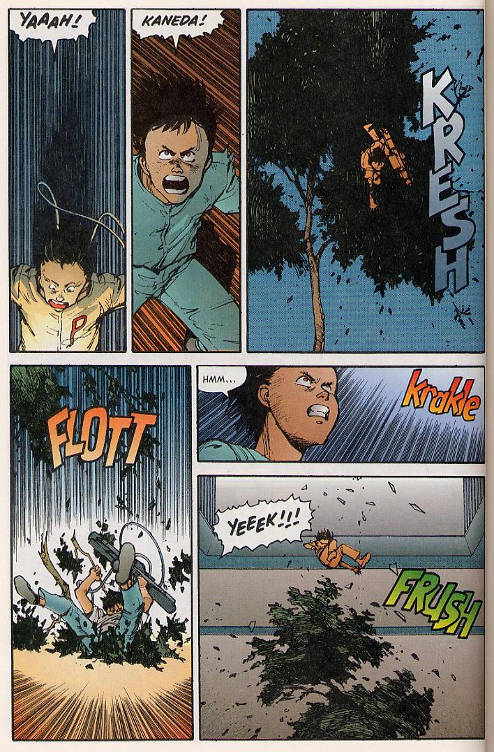 Read online Akira comic -  Issue #8 - 54