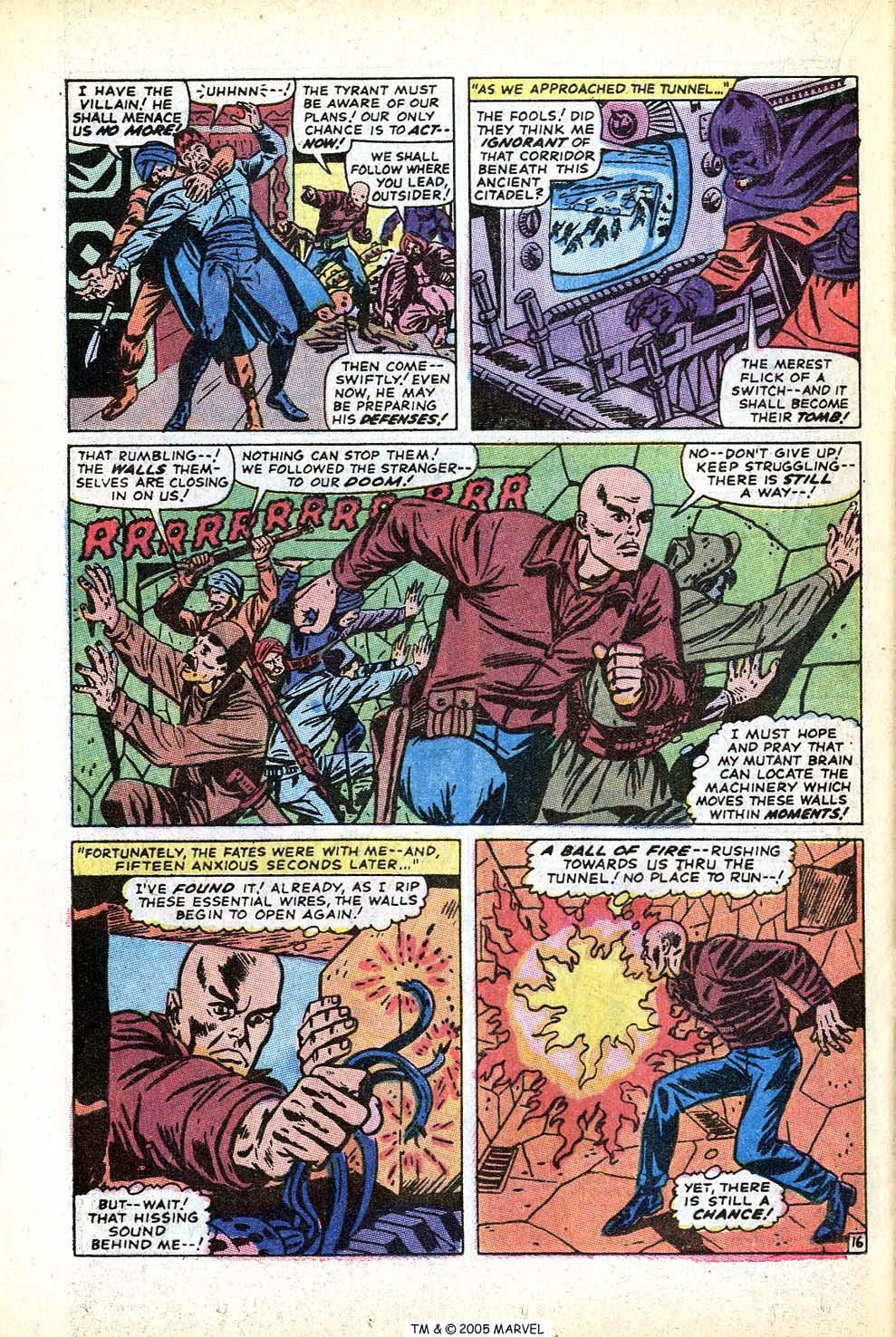 Uncanny X-Men (1963) issue 71 - Page 24