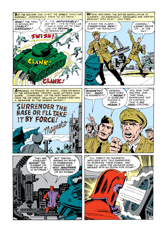 Uncanny X-Men (1963) -1 Page 13