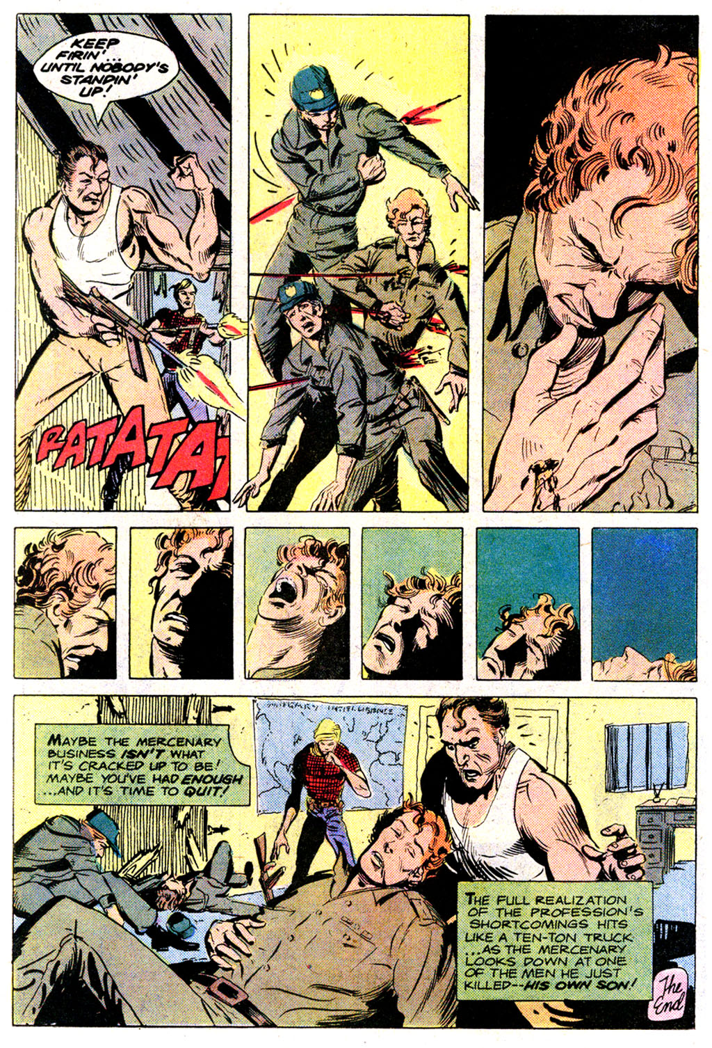 Sgt. Rock issue 360 - Page 18